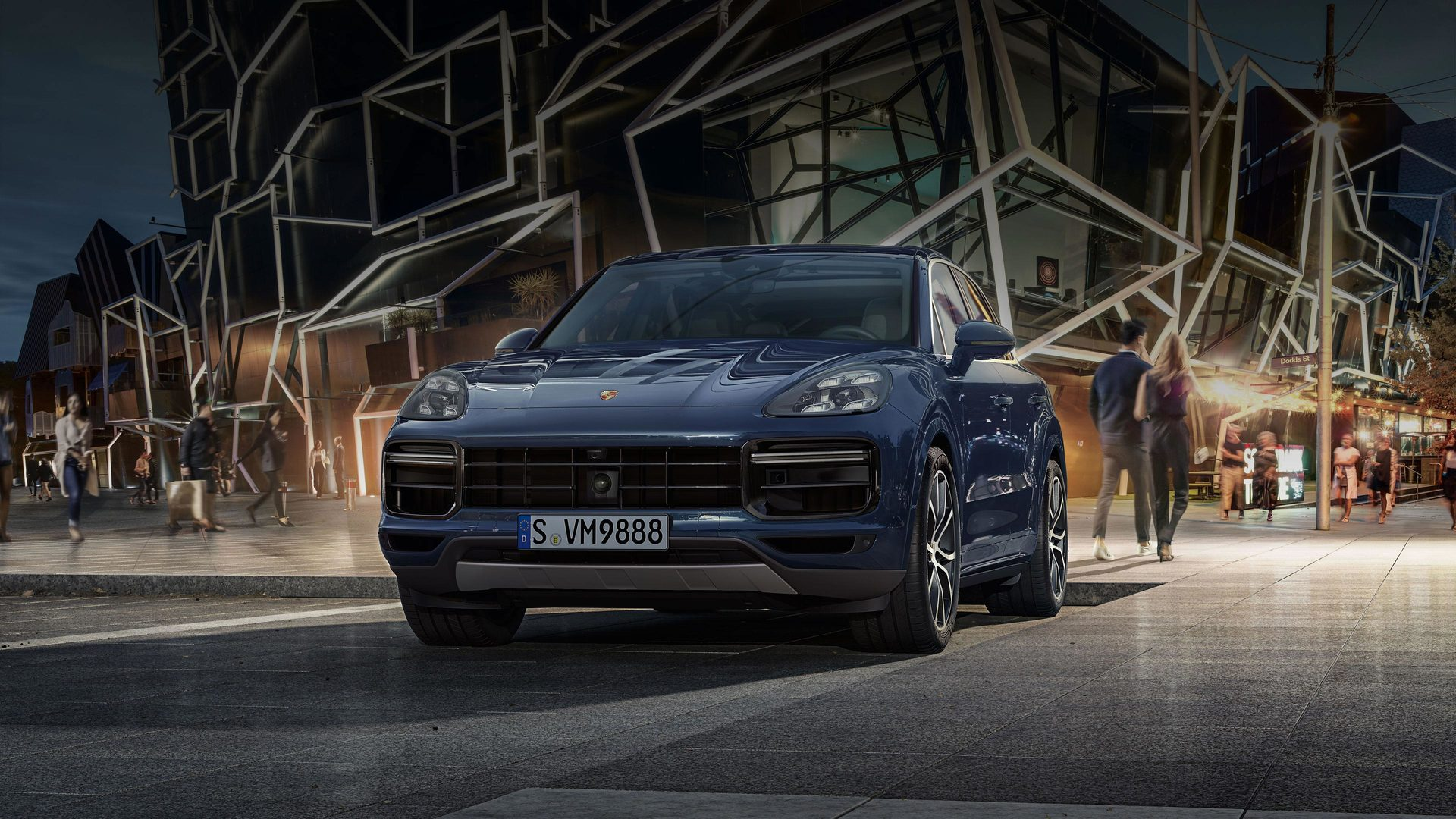 The 2019 Porsche Cayenne Turbo An Suv With Attitude And