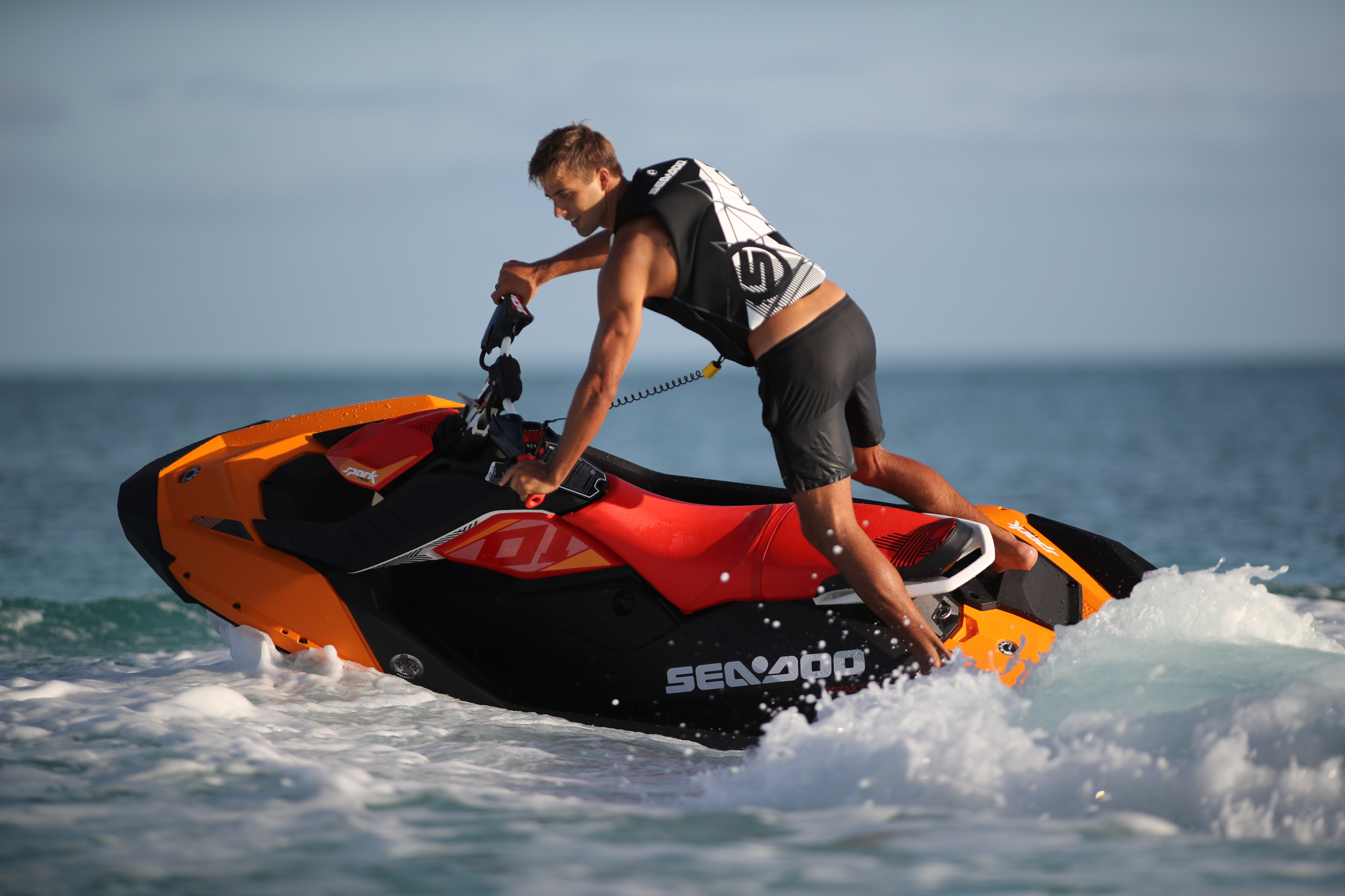 2018 Sea-Doo SPARK TRIXX | Top Speed
