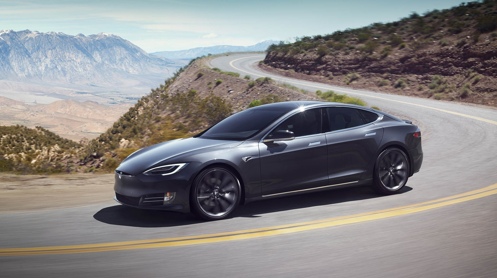 tesla is discontinuing the cheapest model s version picture top speed. Black Bedroom Furniture Sets. Home Design Ideas