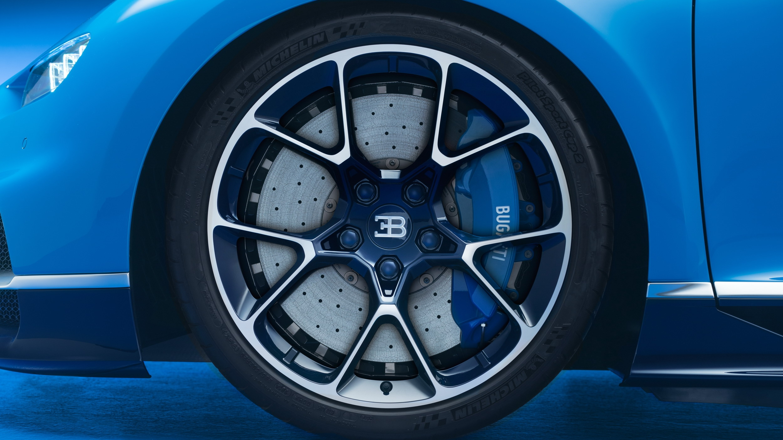 The Bugatti Chiron S Tires Are Actually Cheaper Than The