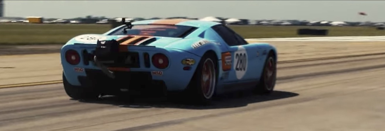 The Fastest Car In The World Is A Ford Top Speed