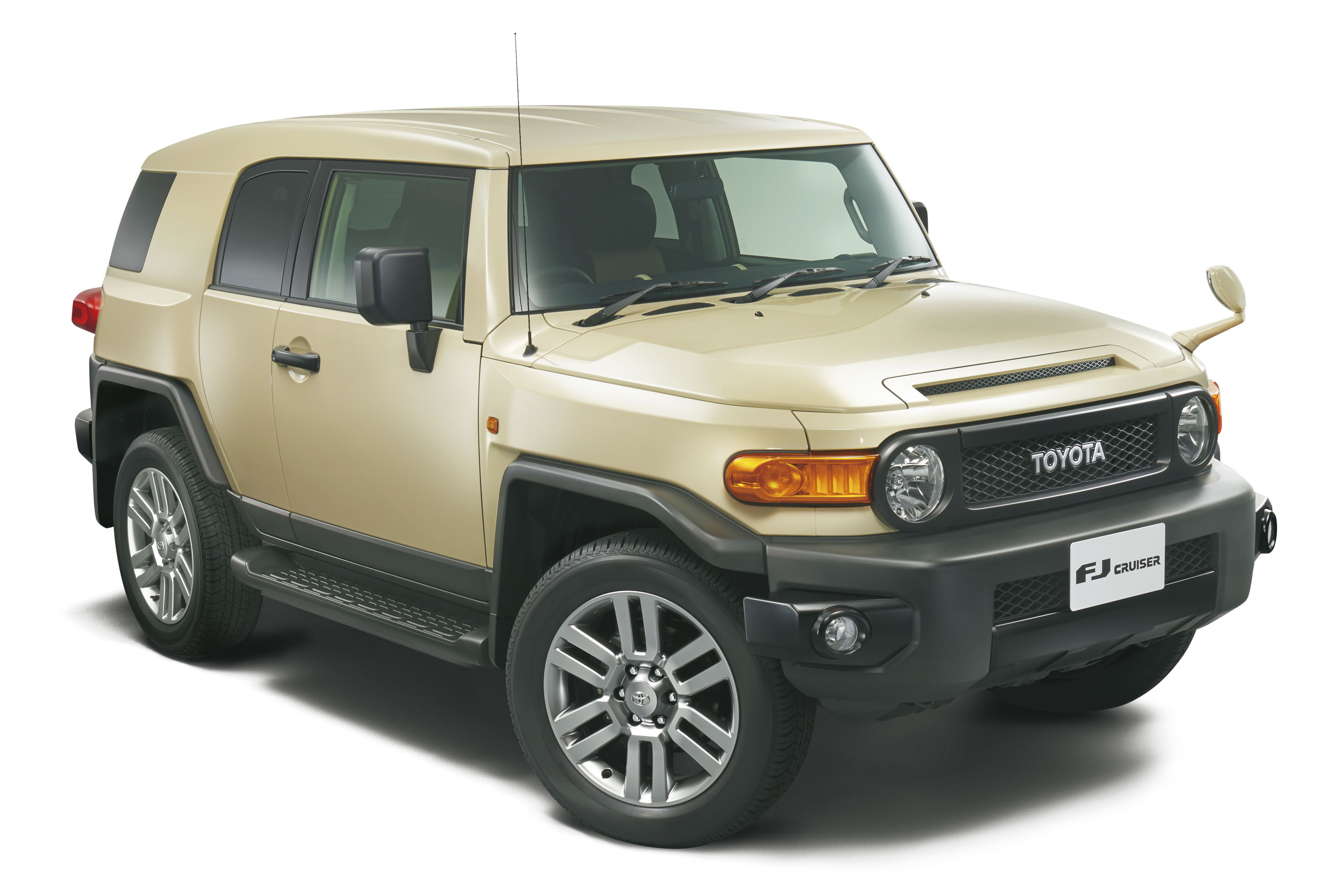 Toyota Is Killing The FJ Cruiser Three Years After It Leaves U.S. | Top  Speed. »