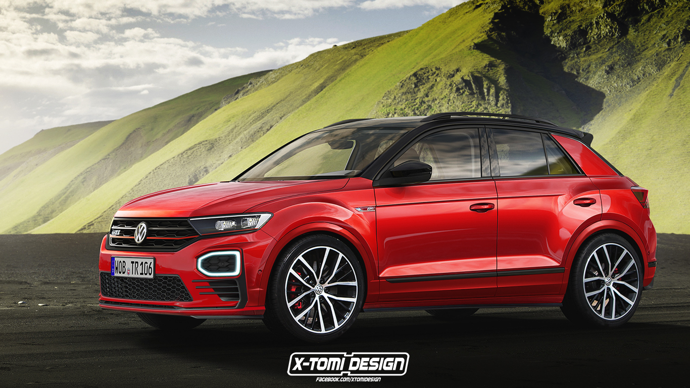 2019 volkswagen t roc gti top speed. Black Bedroom Furniture Sets. Home Design Ideas