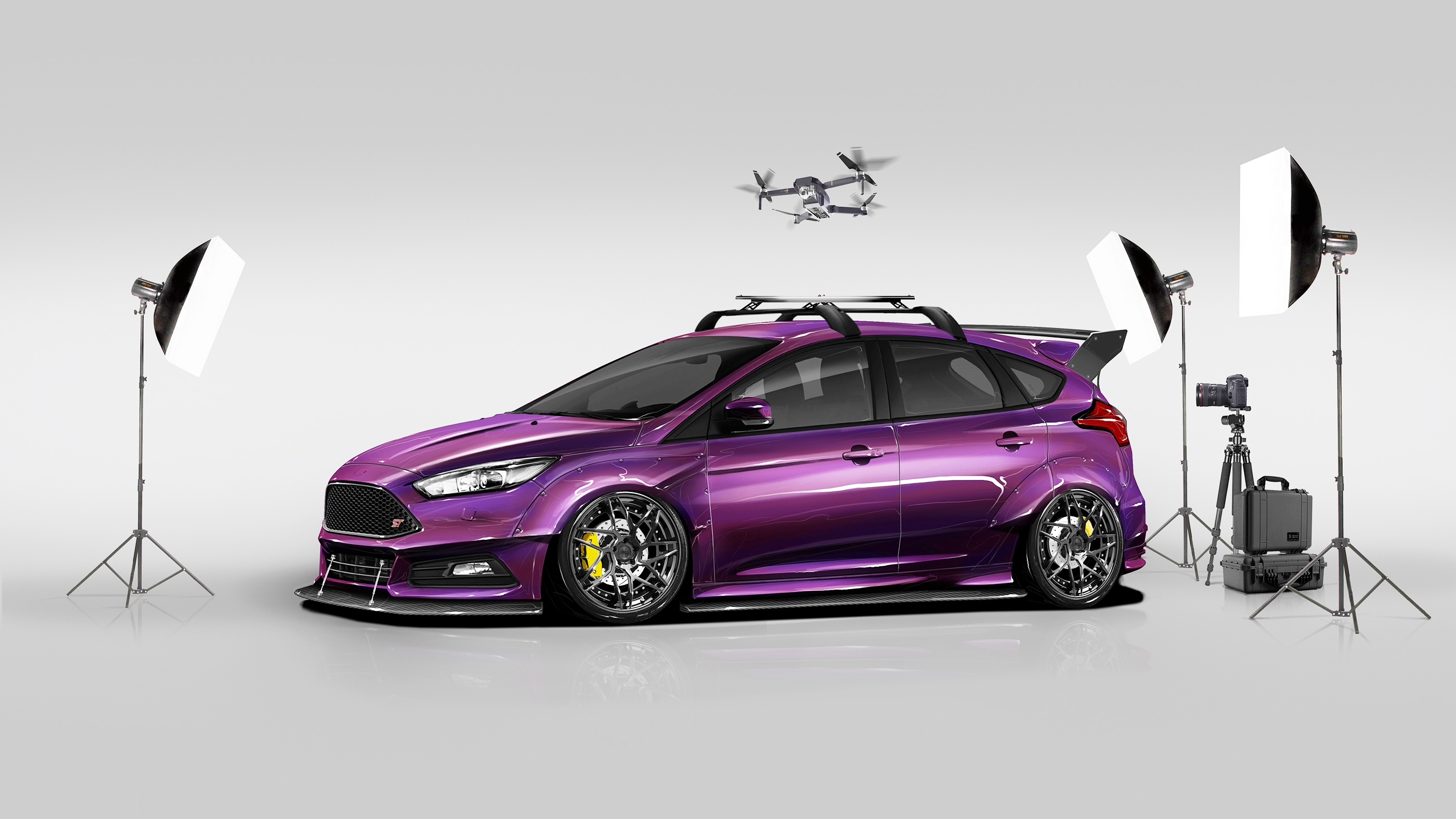 2017 ford focus st by blood type racing top speed. Black Bedroom Furniture Sets. Home Design Ideas