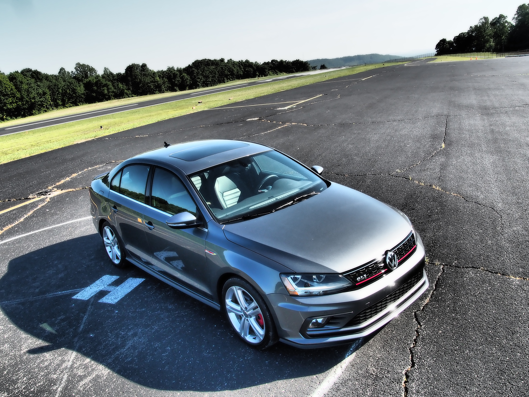 Most Fun Cars To Drive >> 2017 Volkswagen GLI - Driven | Top Speed