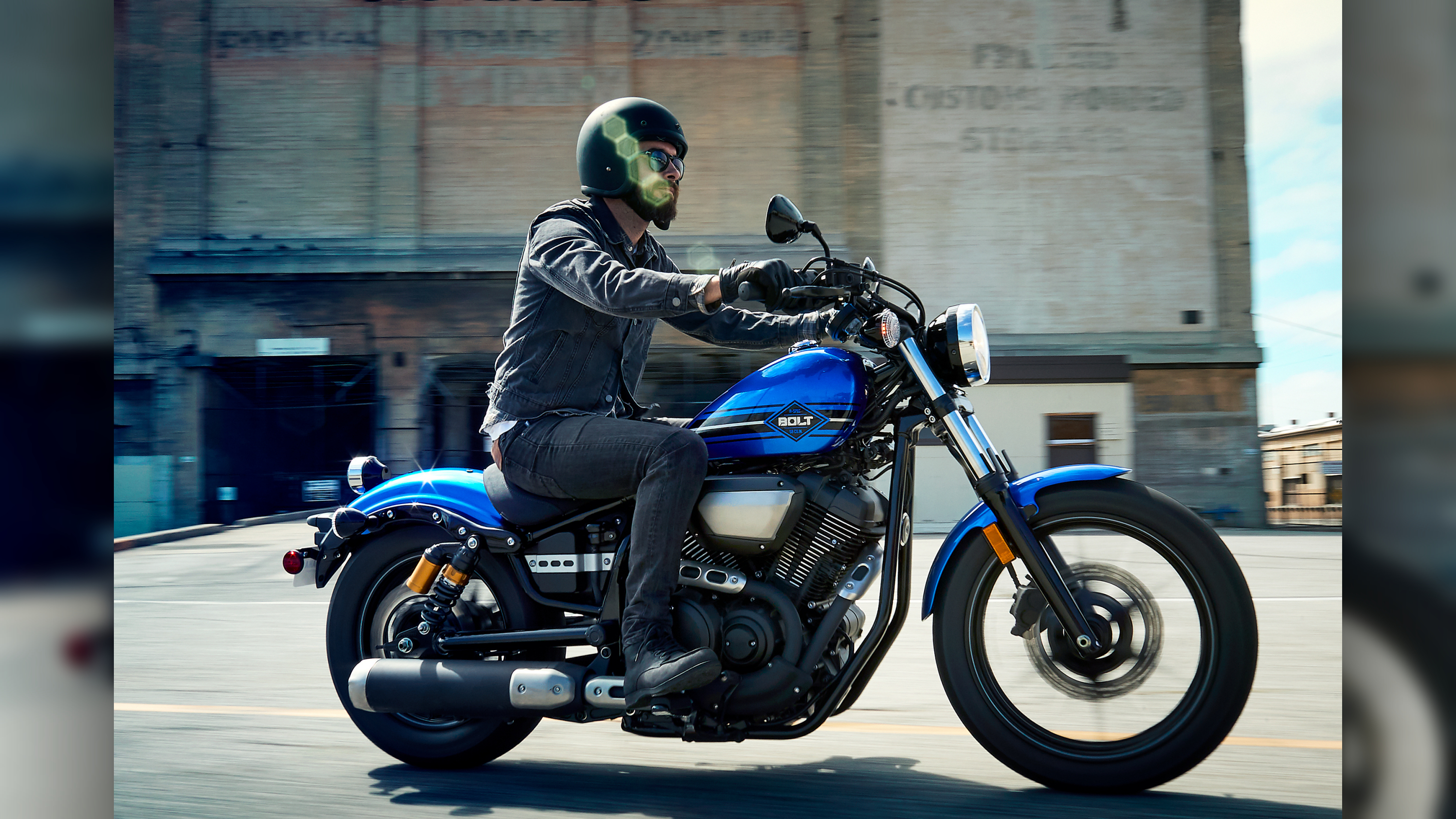 The Bolt From Yamahas Star Cruiser Line Is A Cool Little Bobber Style Bike With Its High Tank Short Wheelbase And Solo Seat Nice Around Town