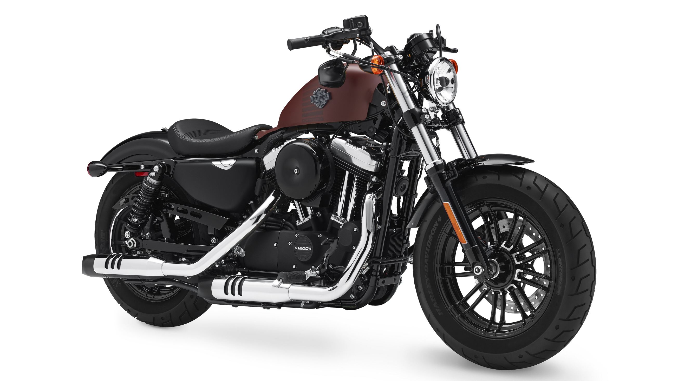 2016 - 2018 Harley-Davidson Forty-Eight | Top Speed