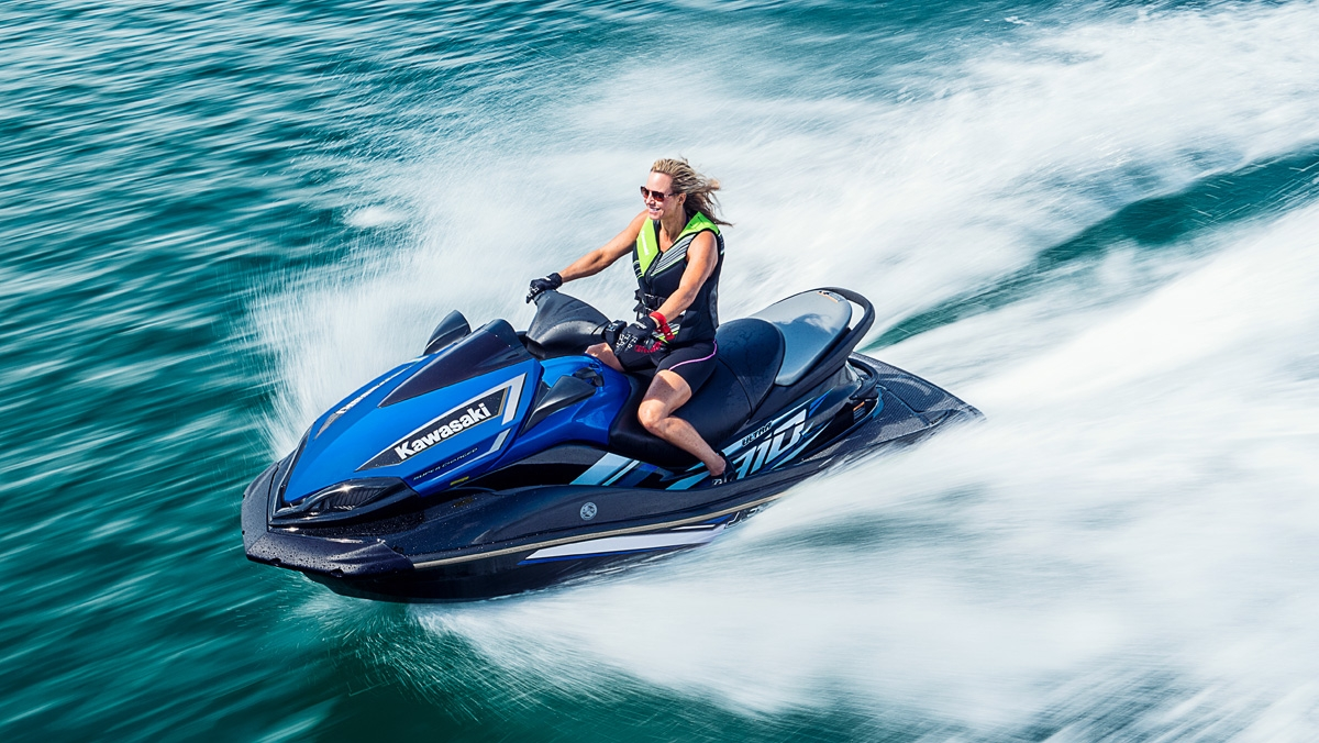 2018 Kawasaki Jet Ski Ultra 310X | Top Speed