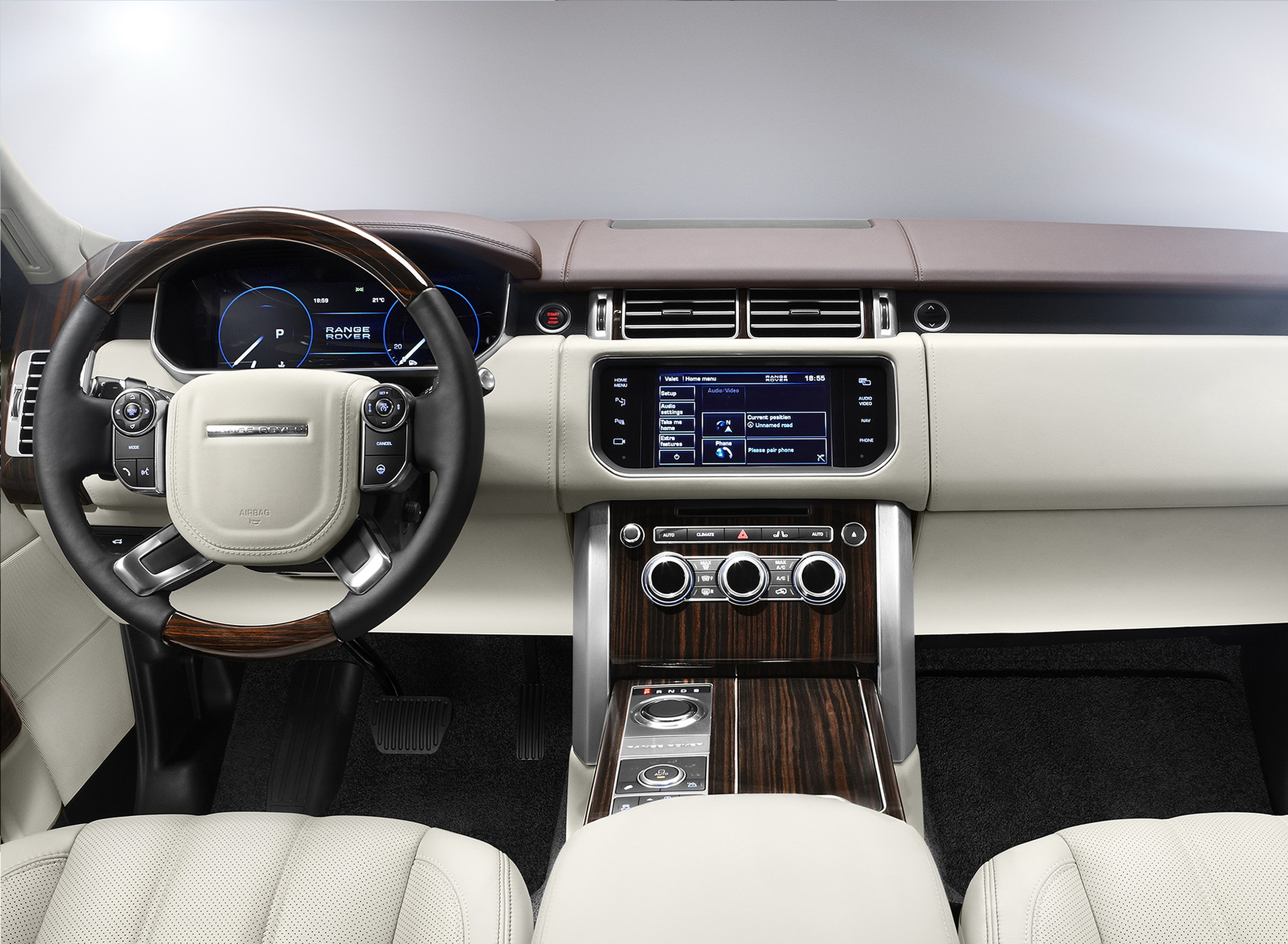 2018 Land Rover Range Rover Top Speed