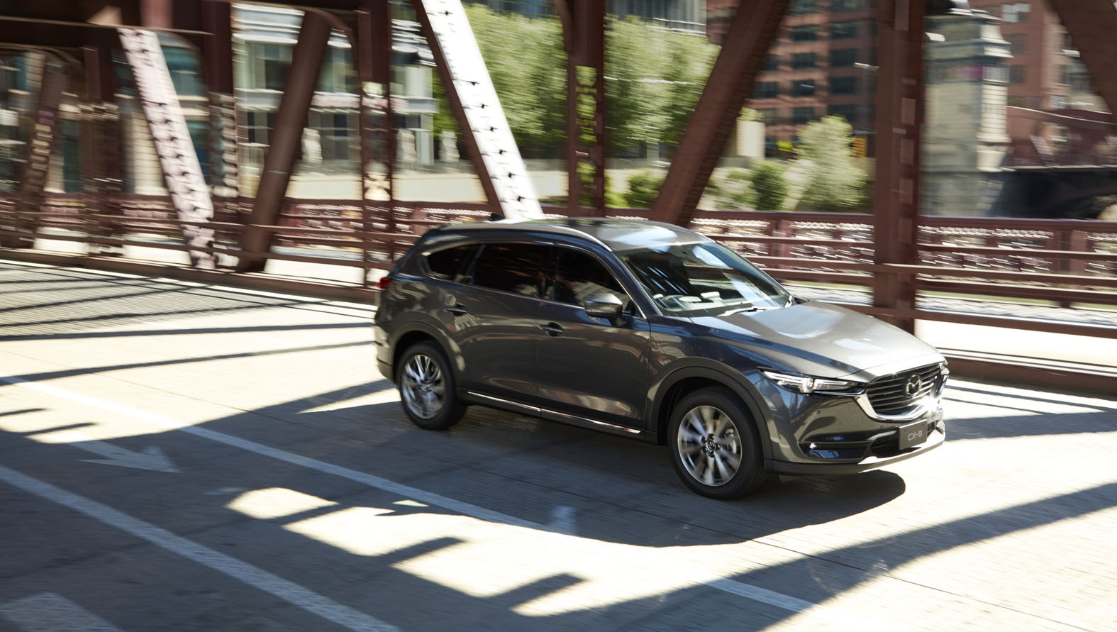 2018 Mazda CX-8: Styling, Specs, Availability >> Mazda Cx 8 Latest News Reviews Specifications Prices