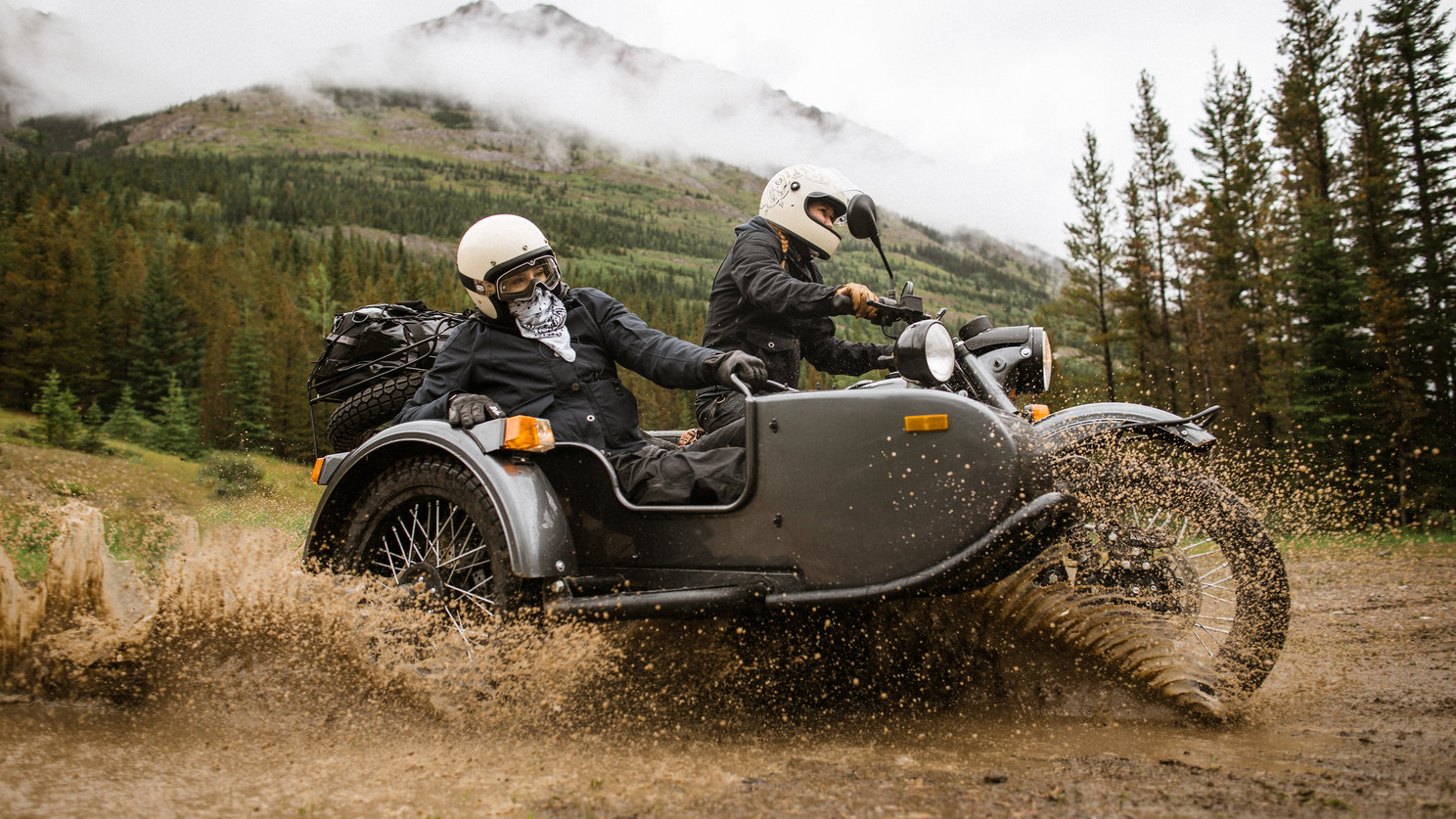 2018 Ural Gear-Up Pictures, Photos, Wallpapers