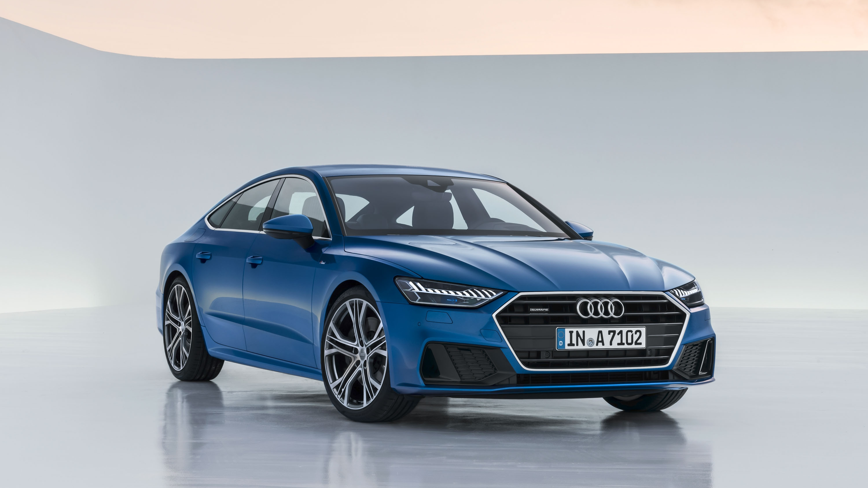 Like Lots Of Tech You Need The Audi A In Your Life News - Audi car lot