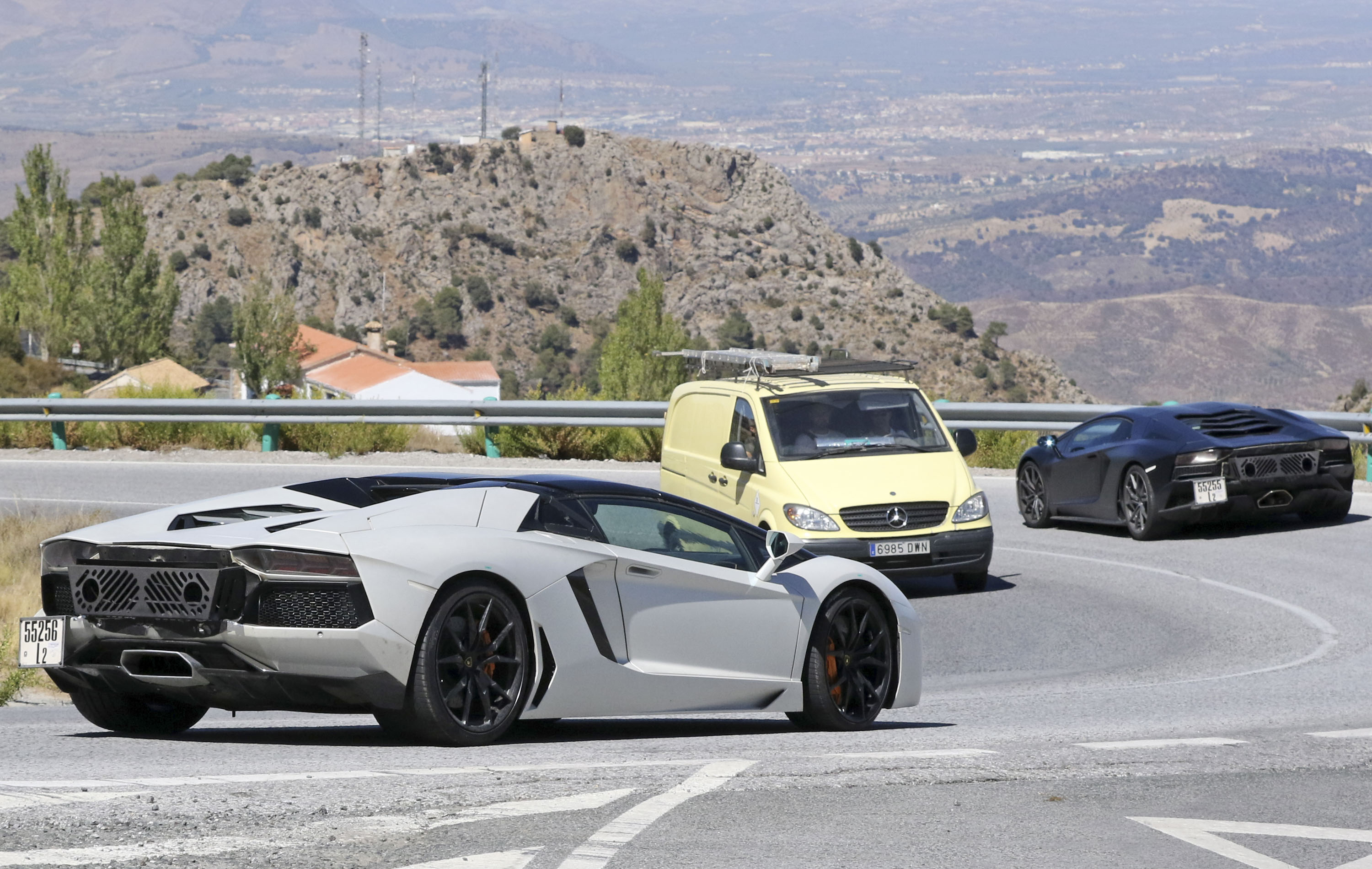 2019 Lamborghini Aventador Performante Top Speed