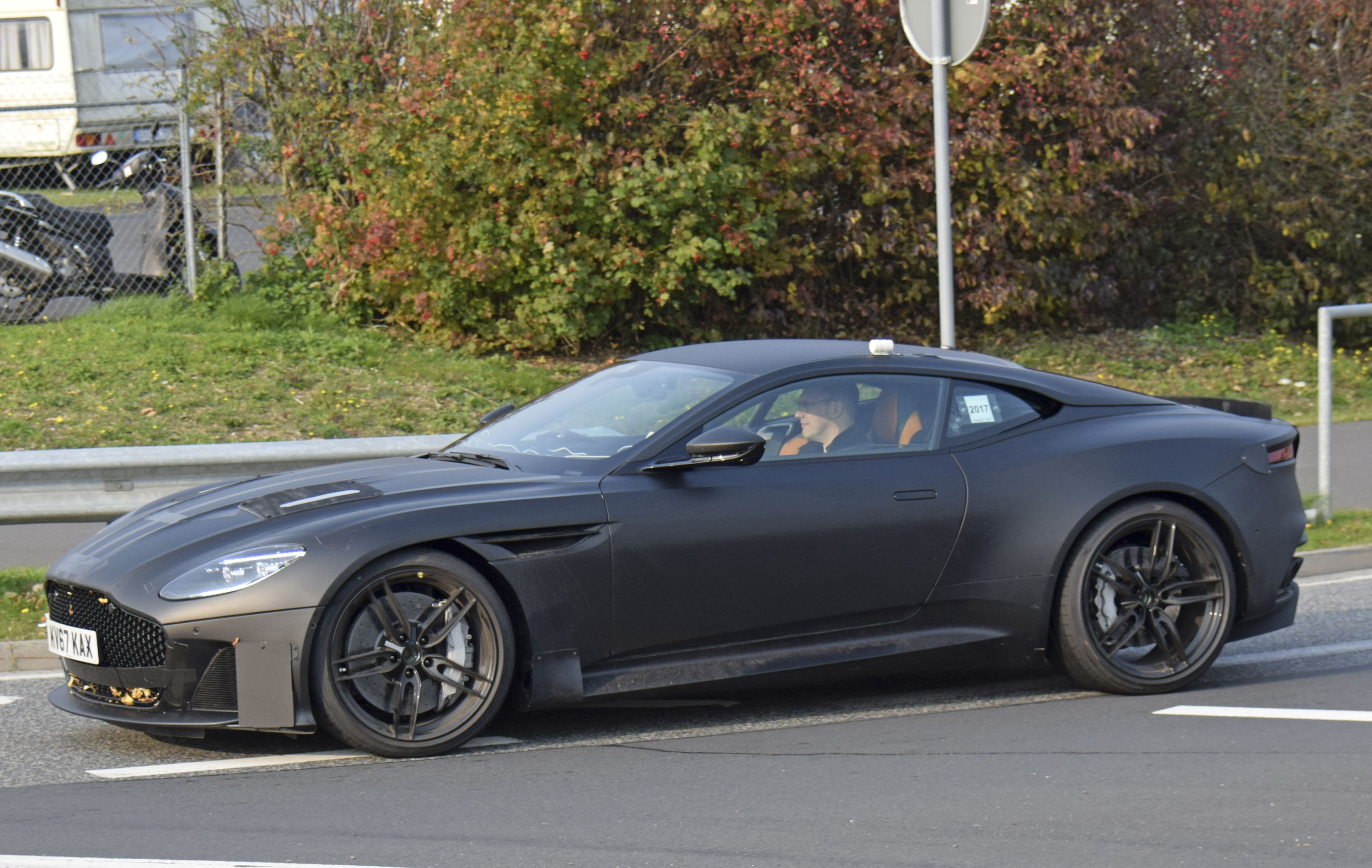 2019 aston martin vanquish | top speed