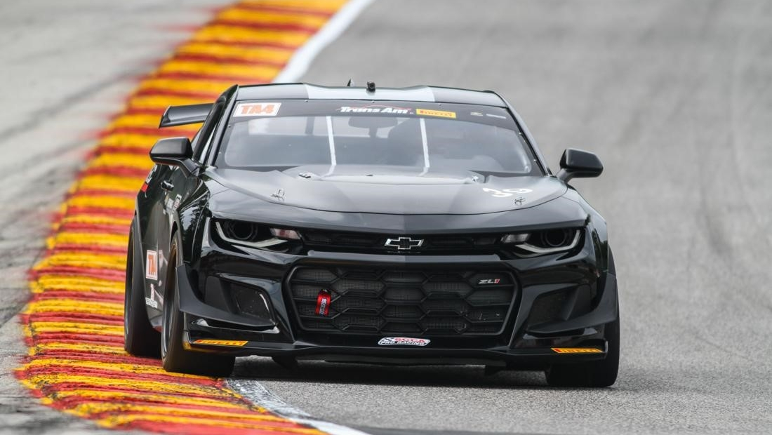 2018 Chevrolet Camaro Ss Trans Am Ta4 Spec Race Car Top
