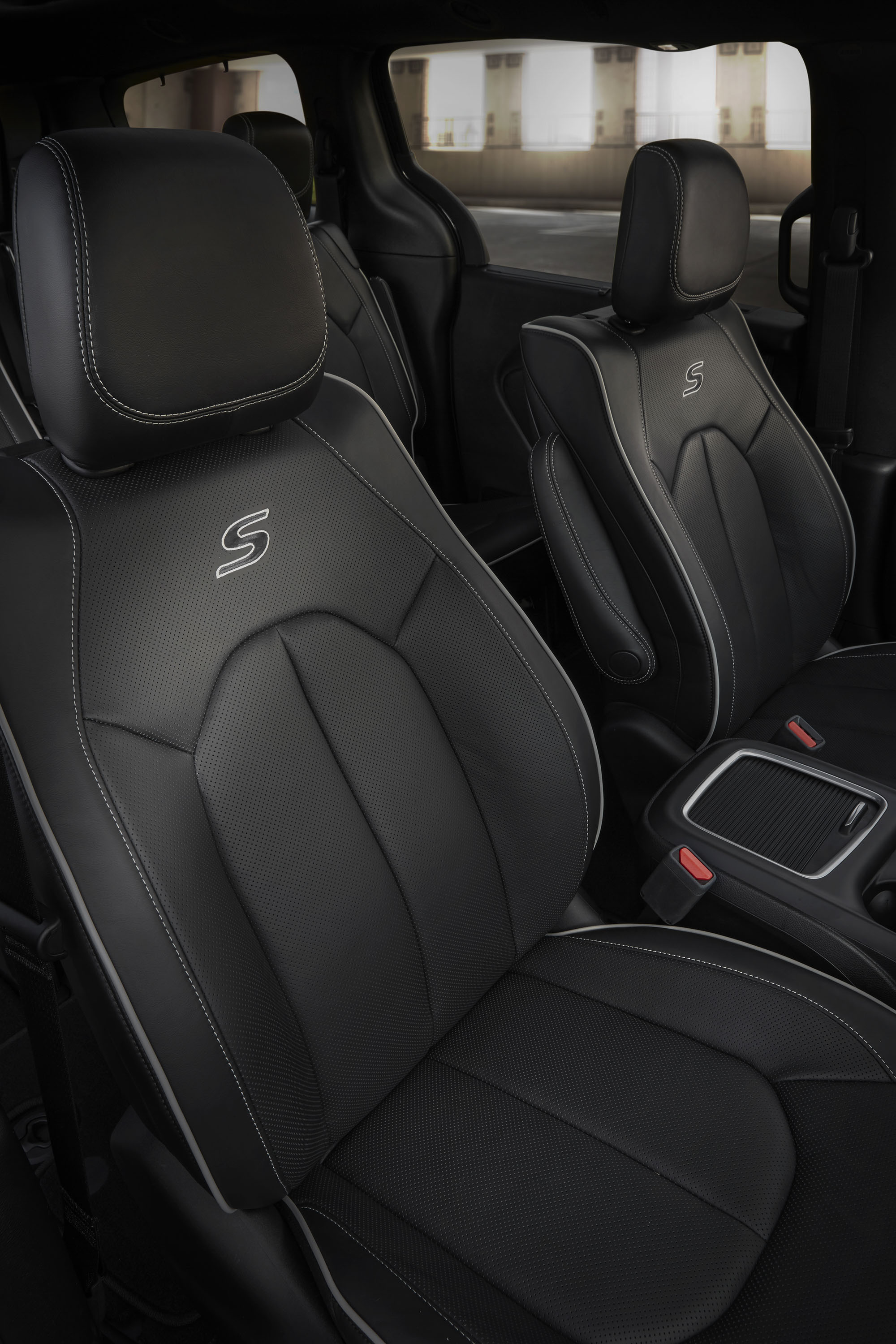 2018 Chrysler Pacifica S Appearance Package Top Speed