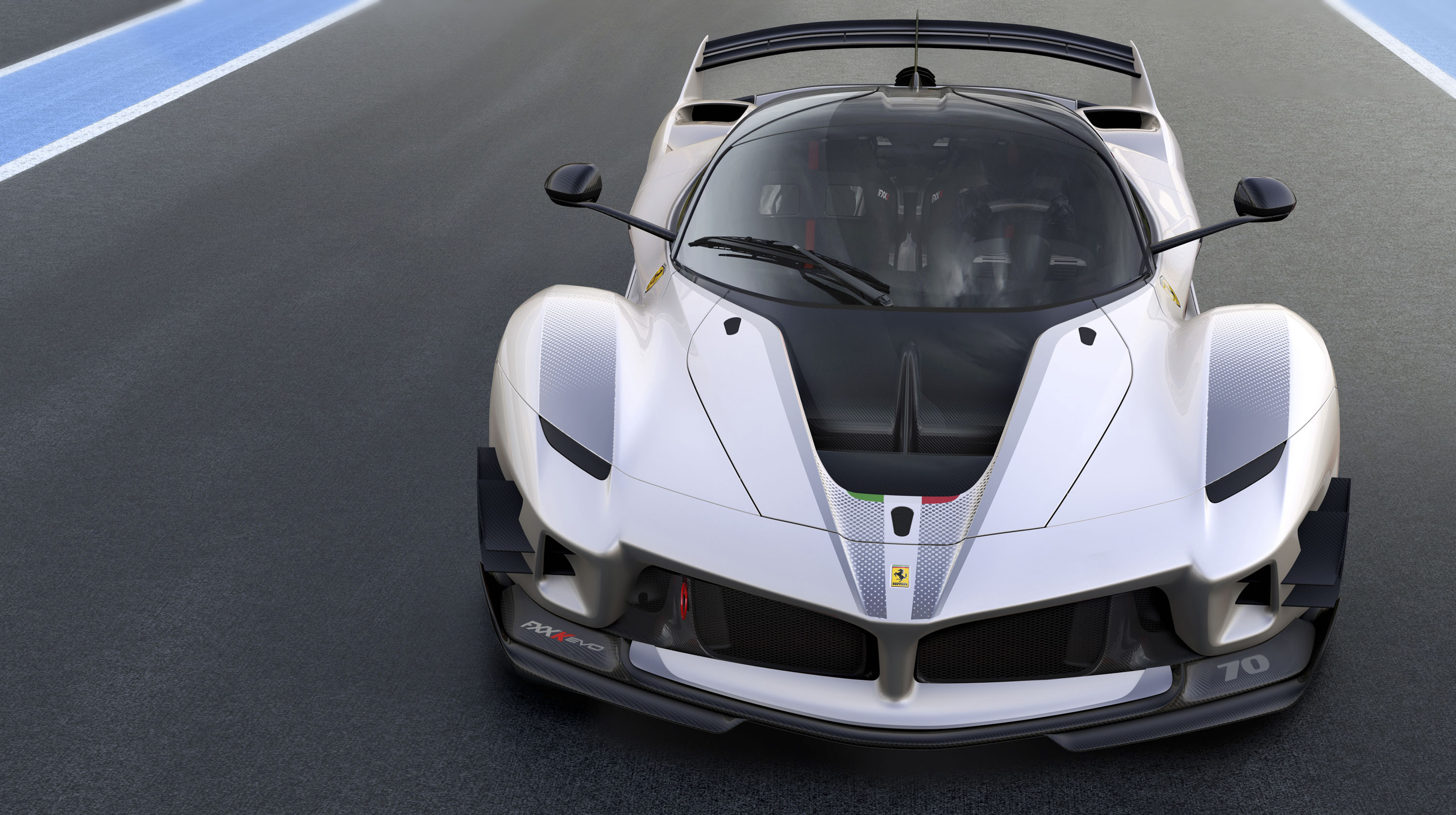2018 Ferrari Fxx K Evo Top Speed