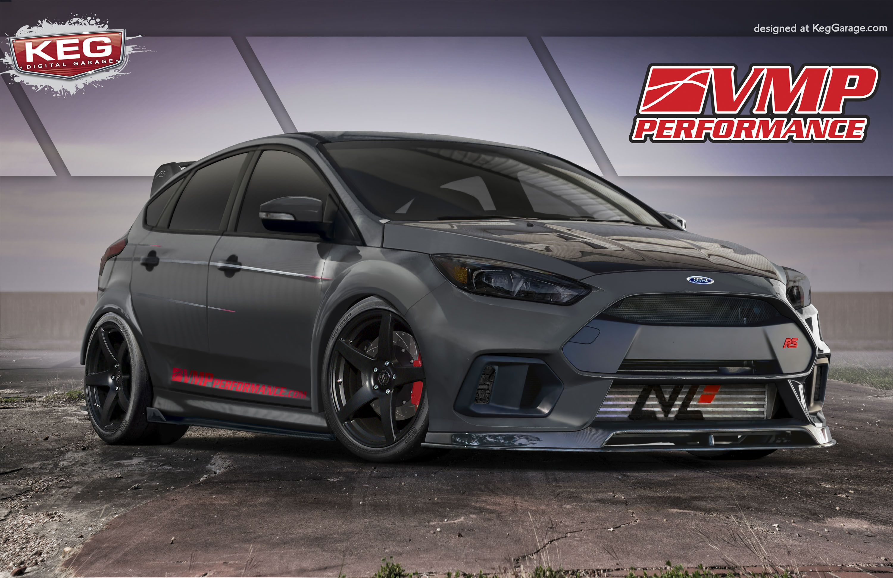 Ford Focus Rs Triathlete By Vmp Performance Top Speed