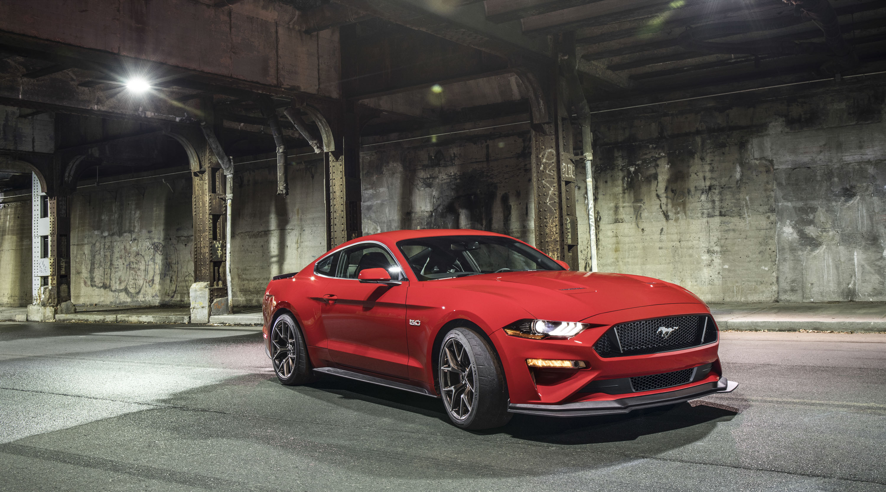 2018 ford mustang gt performance pack level 2 top speed