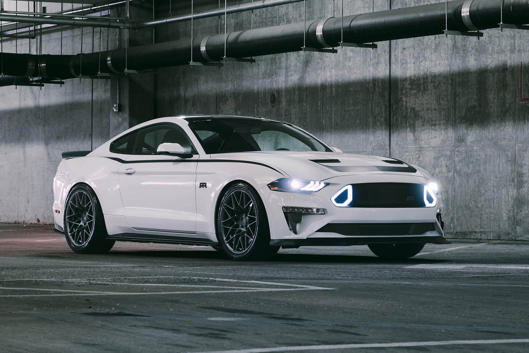 2018 ford mustang rtr top speed