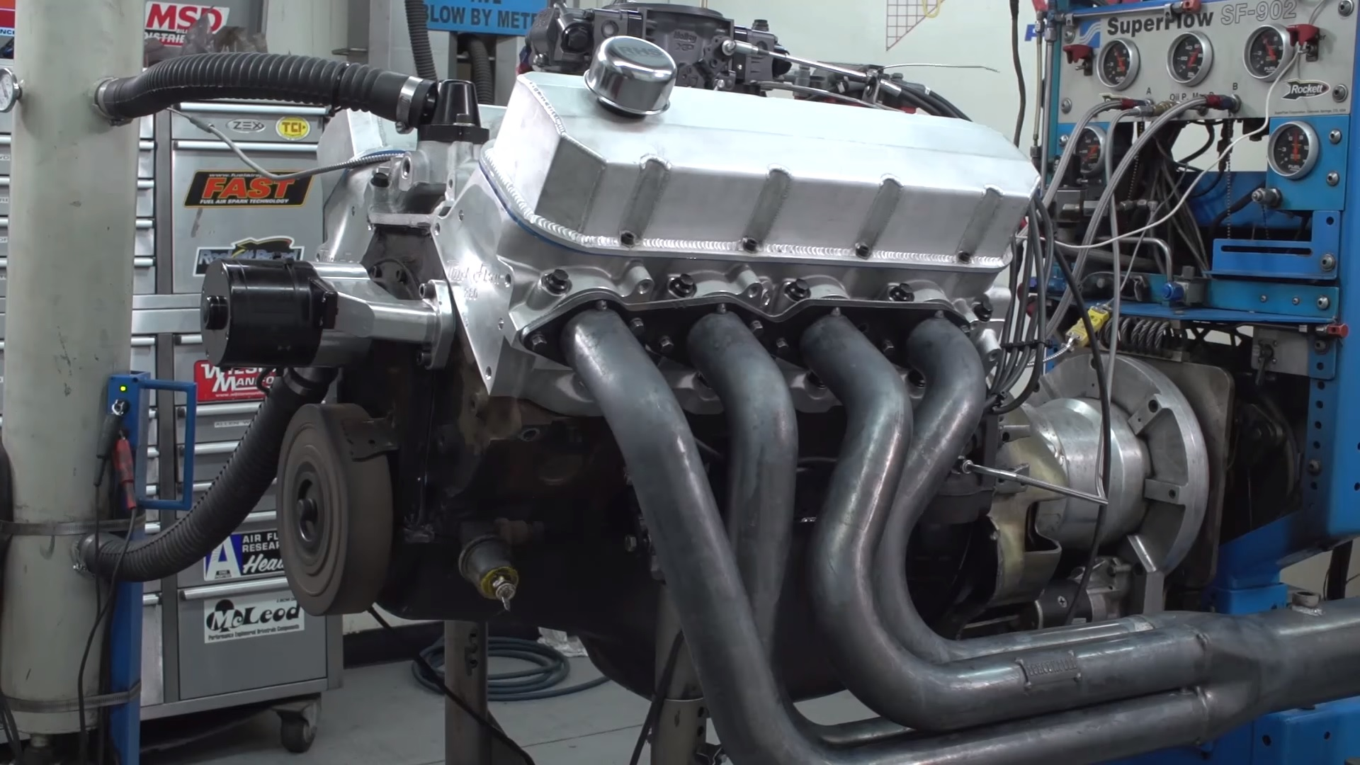 How To Add 70 Percent More Power To A Chevy 454 V-8 | Top Speed