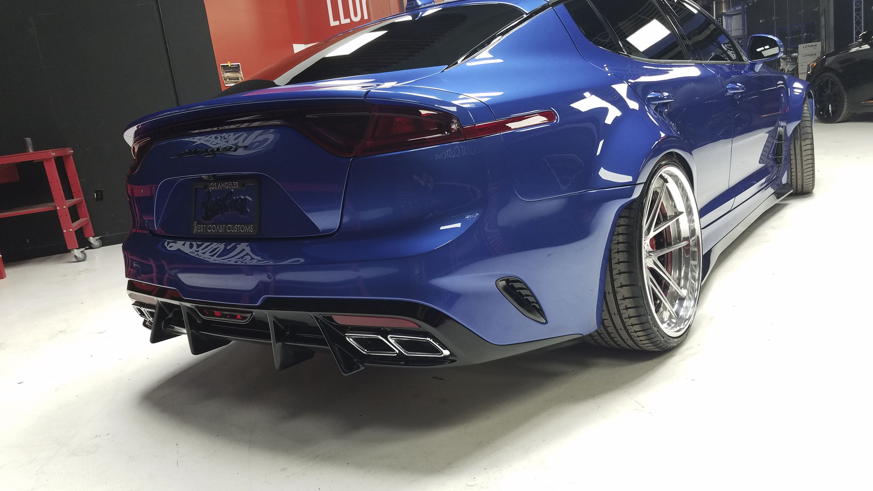 2018 Kia Stinger GT Wide Body Review - Top Speed