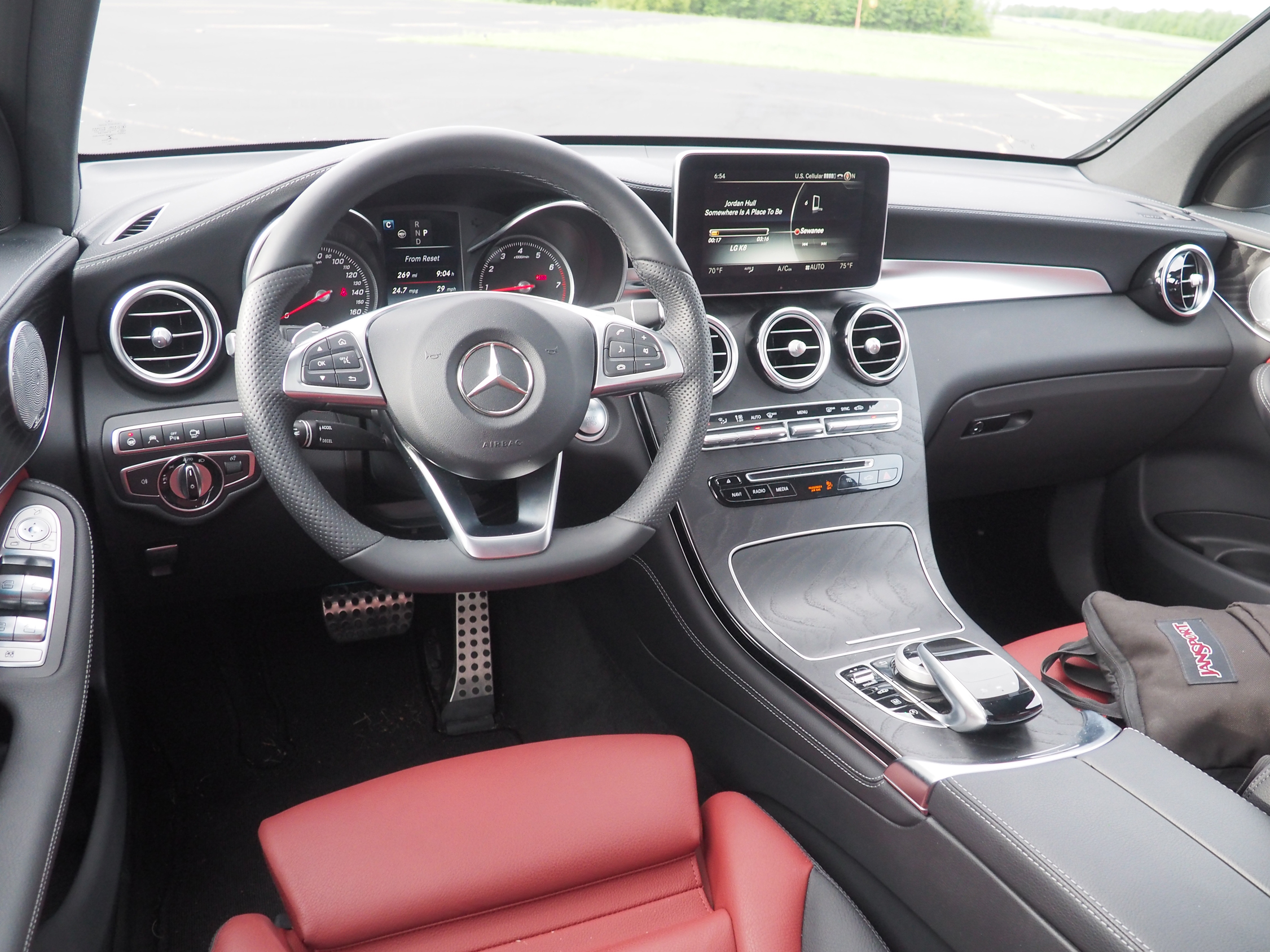 2017 Mercedes Benz Glc 300 Coupe Driven Top Speed