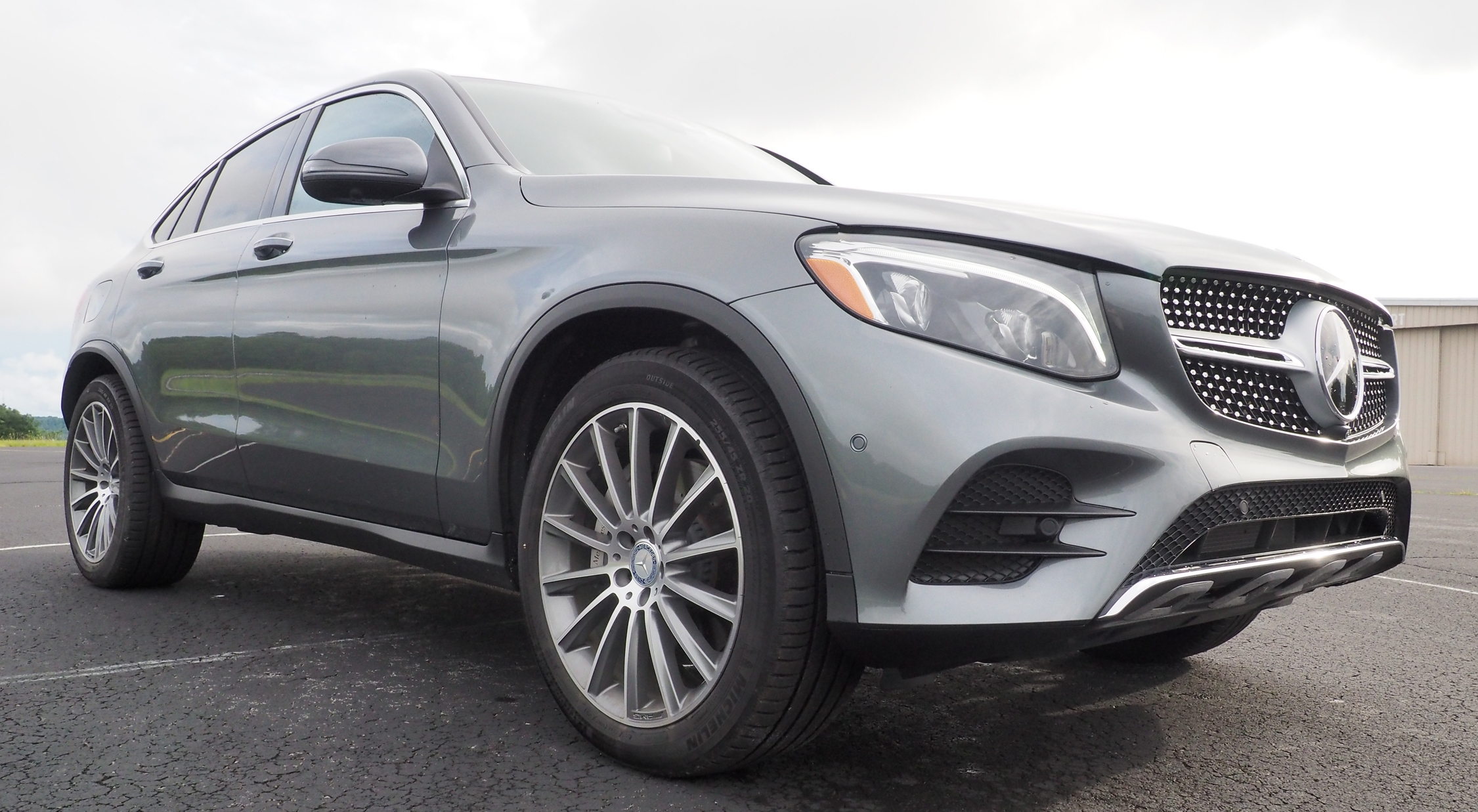 2017 mercedes benz glc 300 coupe driven review top speed for Mercedes benz glc 300 coupe