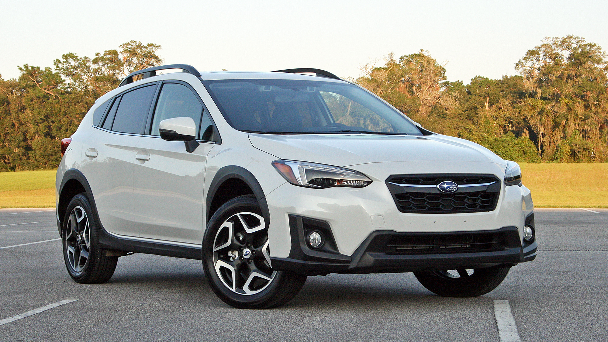 the 2018 subaru crosstrek is insanely practical but kinda. Black Bedroom Furniture Sets. Home Design Ideas