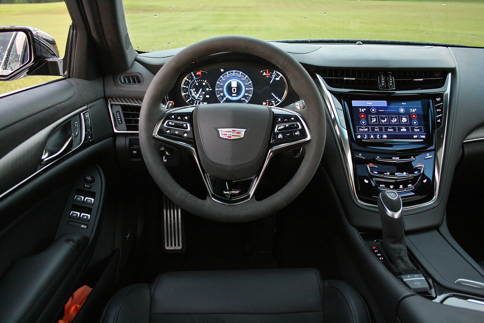 2017 Cadillac CTS V U2013 Driven Review   Top Speed. »