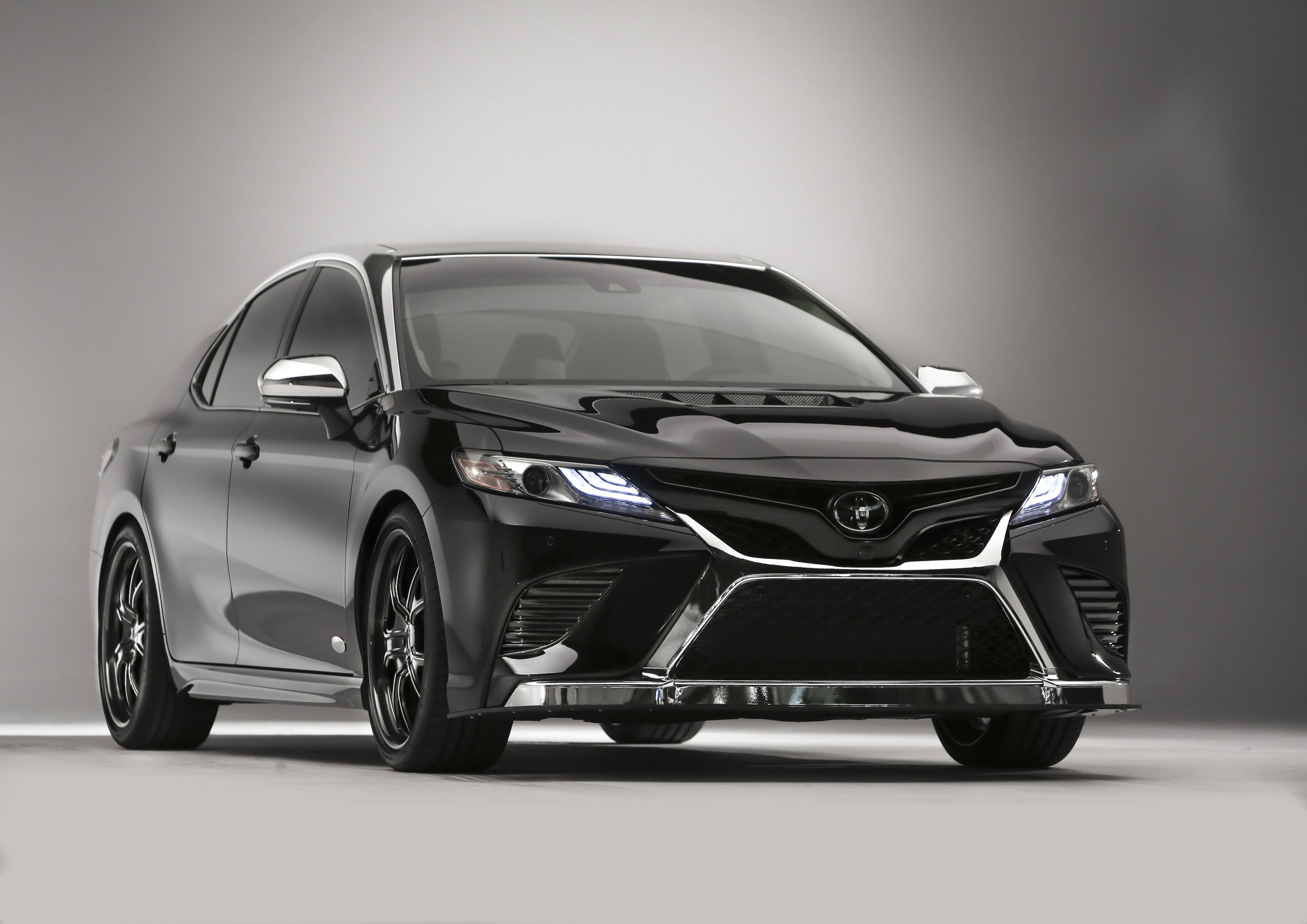 2018 Toyota Camry Rowdy Edition Ii Top Speed