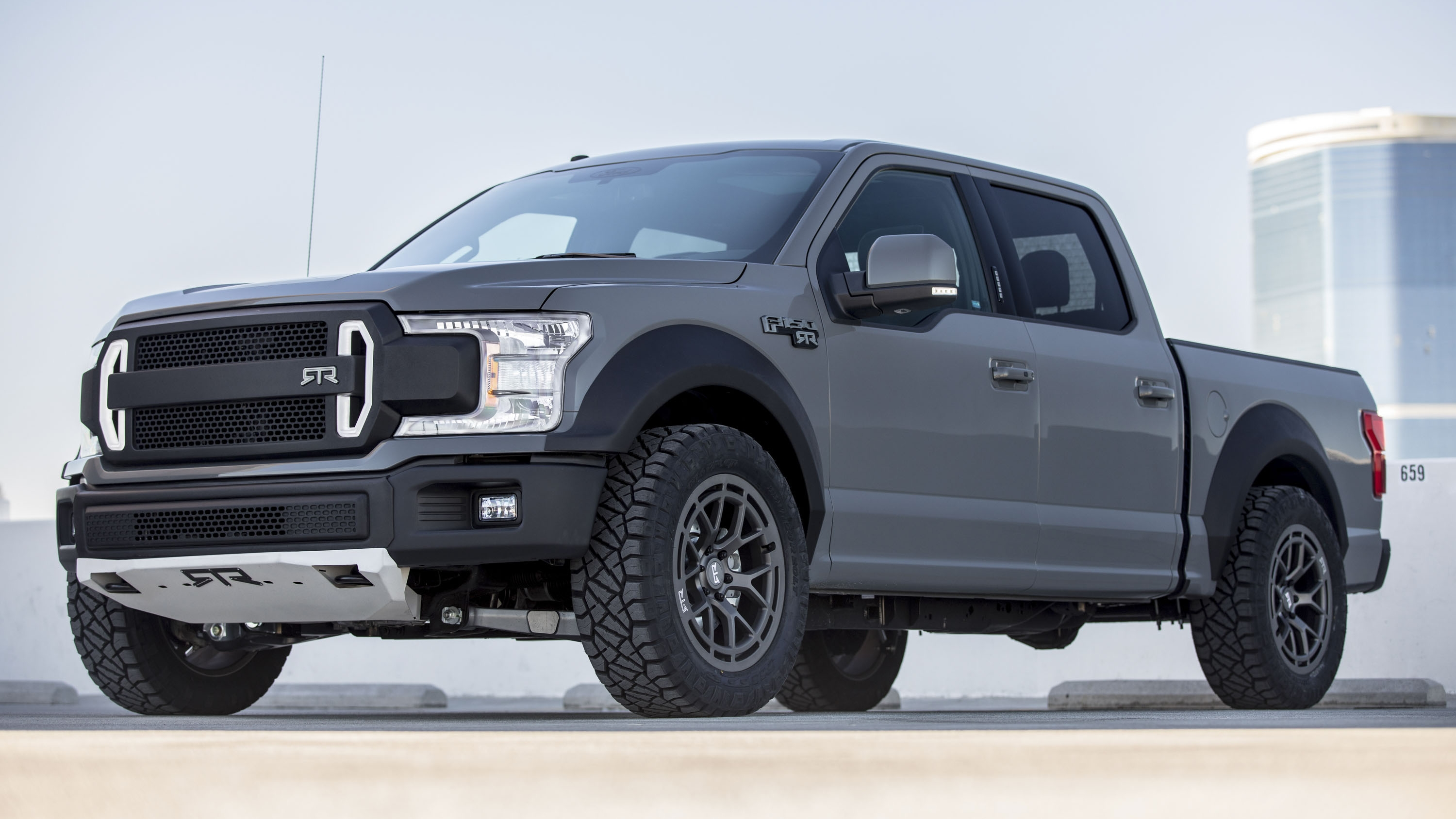 2017 ford f 150 rtr muscle truck review gallery top speed. Black Bedroom Furniture Sets. Home Design Ideas