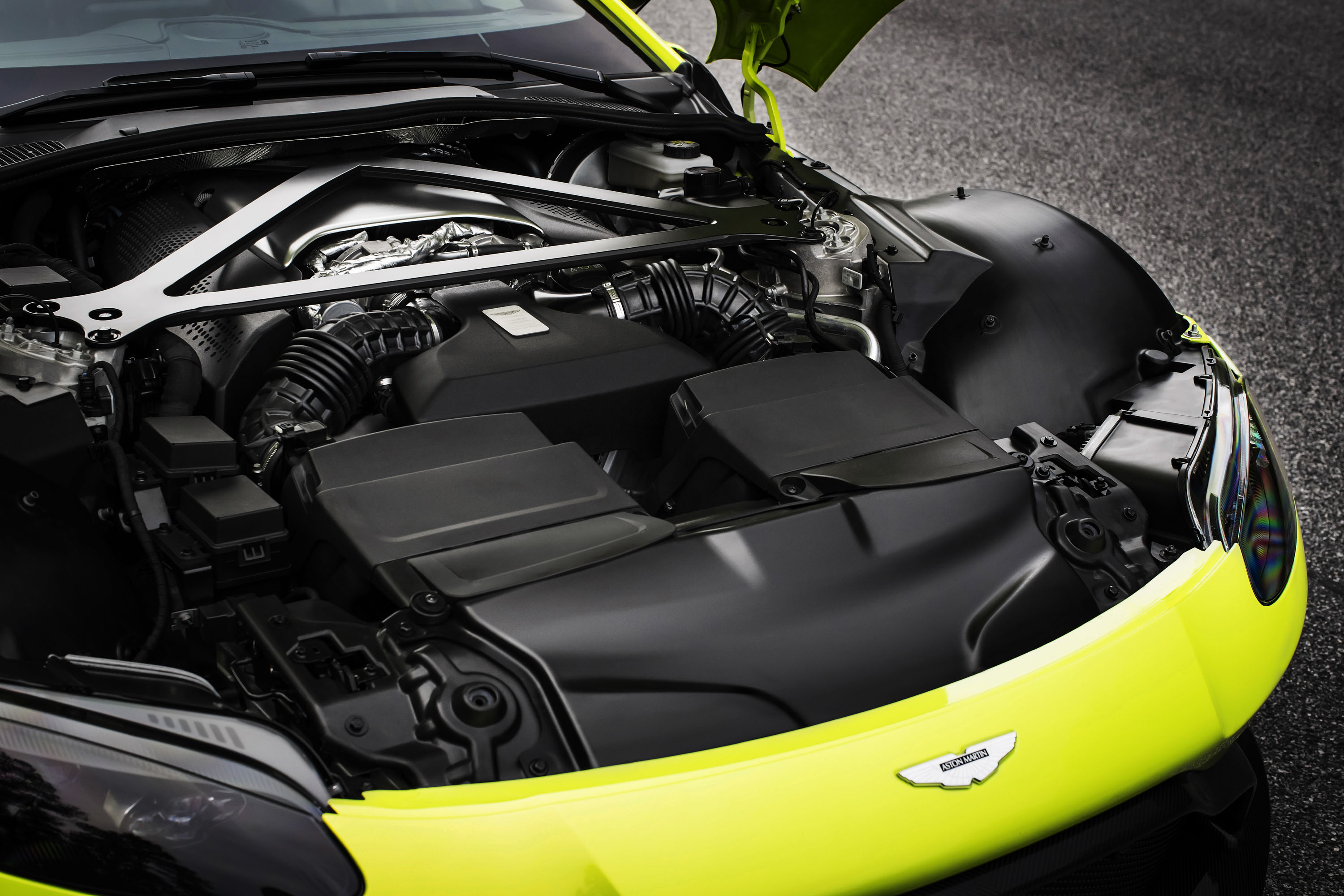 Aston Martin Prepares To Wave Bye Bye To The Mercedes Sourced V 8 To