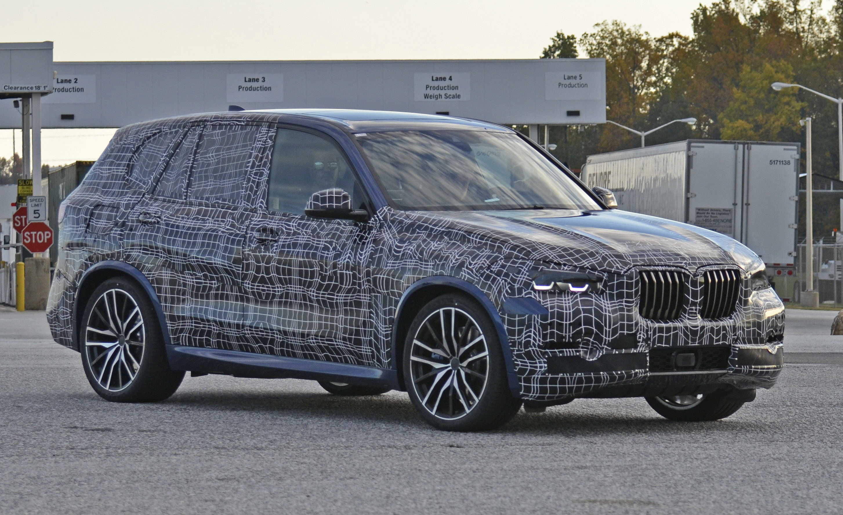 2018 BMW X5 | Top Speed. »