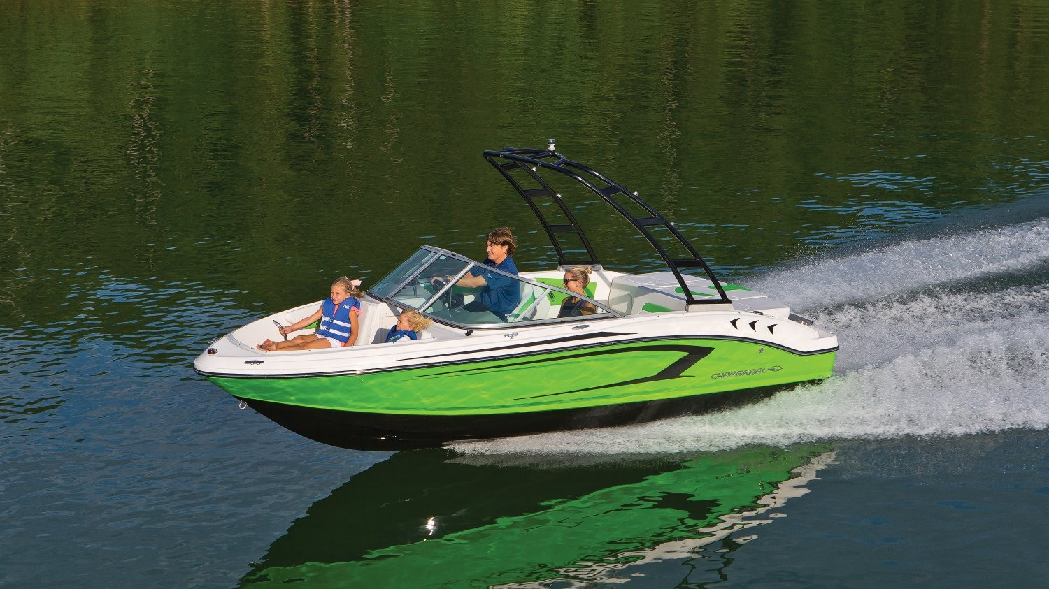 2018 Chaparral 19 H2o Top Speed