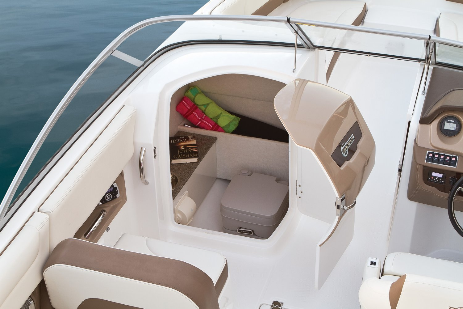 2018 Chaparral 250 Suncoast Top Speed Boat Fuse Box
