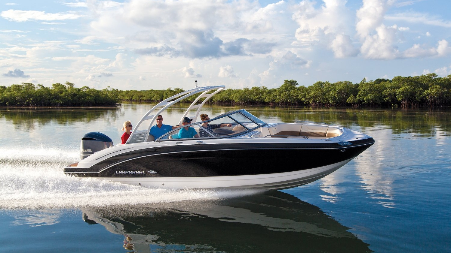 2018 chaparral 250 suncoast   top speed  top speed