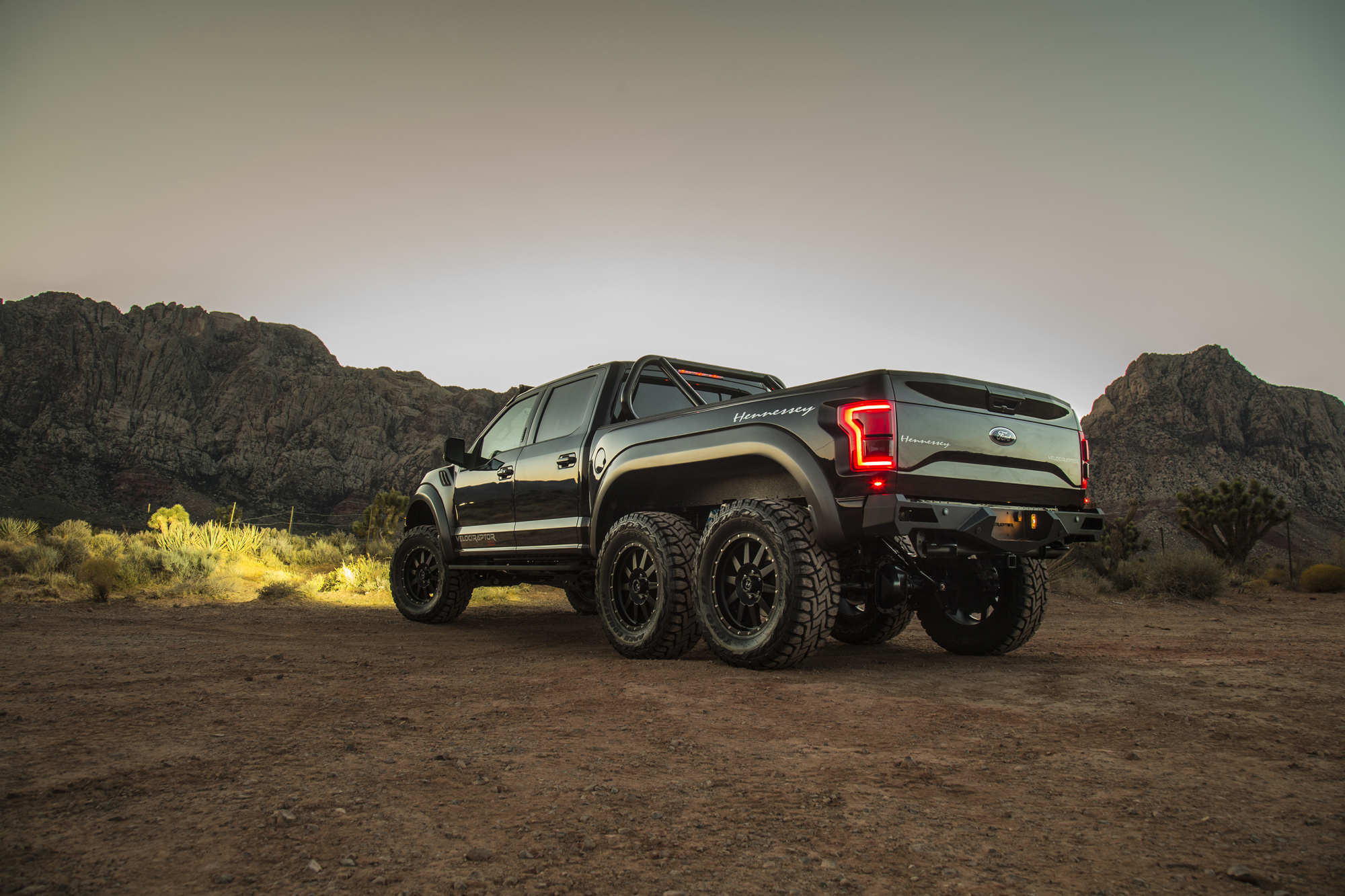 2018 Ford F 150 Velociraptor 6x6 By Hennessey Performance Top Speed