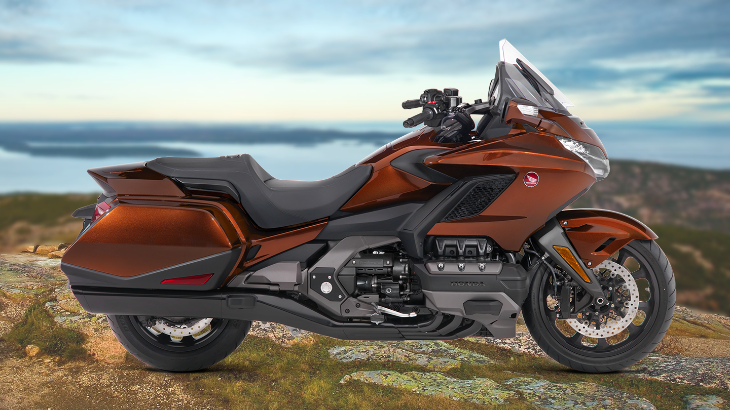 2018 Honda Gold Wing Gold Wing Tour Review Top Speed