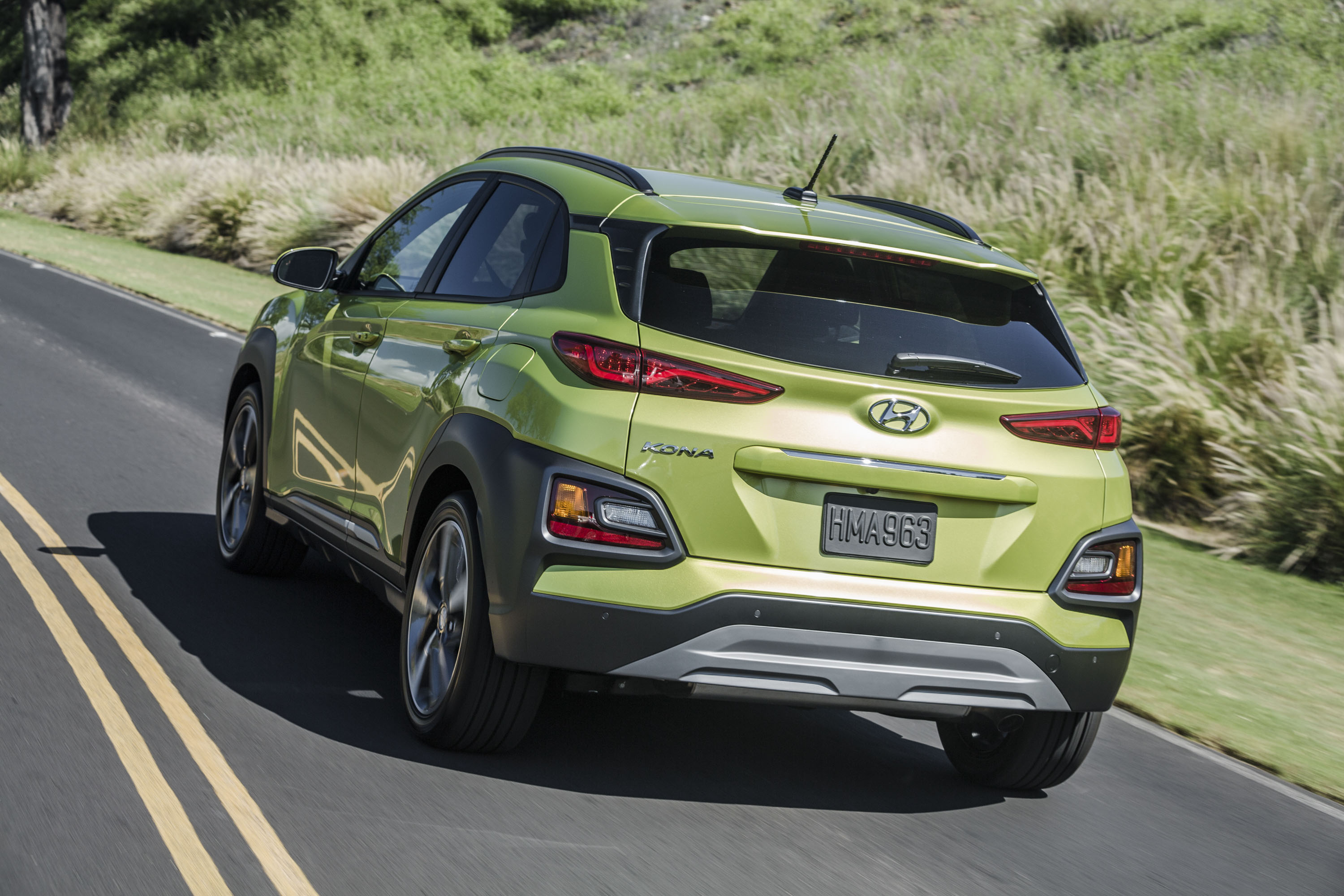kona hawaii hyundai heres and a here it suv s of glimpse newsfeatures newest is hyundais named