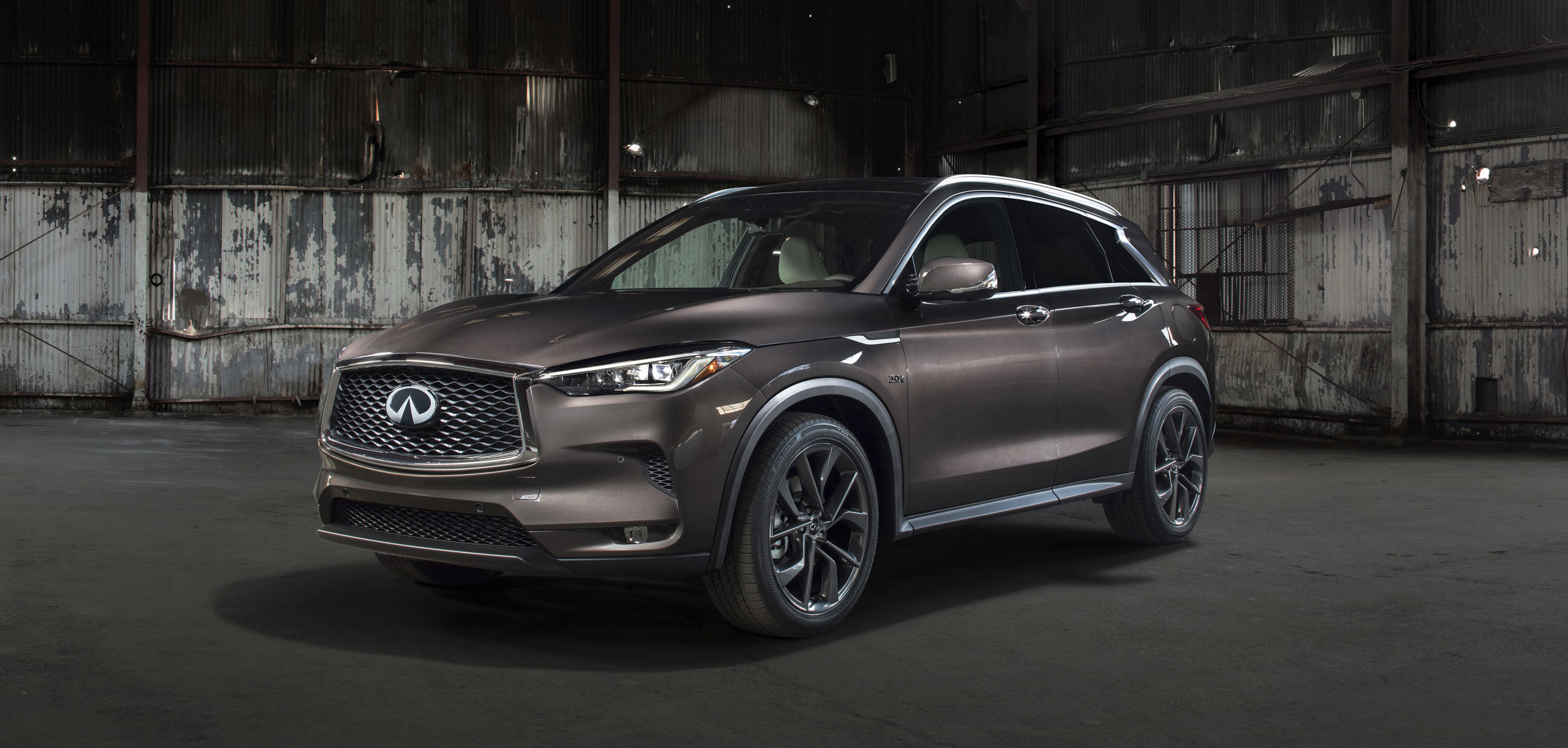 2018 infiniti qx50 pictures photos wallpapers top speed. Black Bedroom Furniture Sets. Home Design Ideas