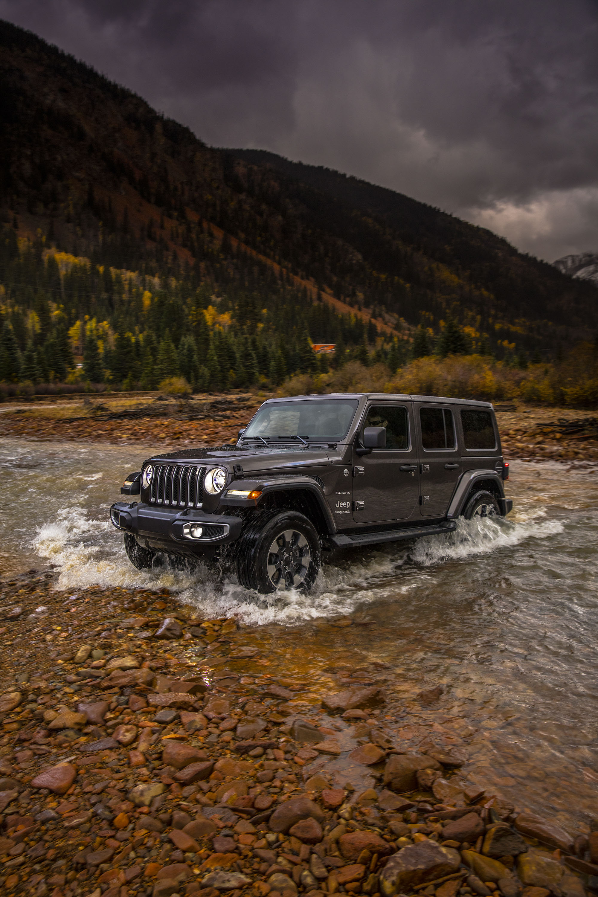 2018 Jeep Wrangler Can Tow As Much As 3 500 Pounds Top Speed