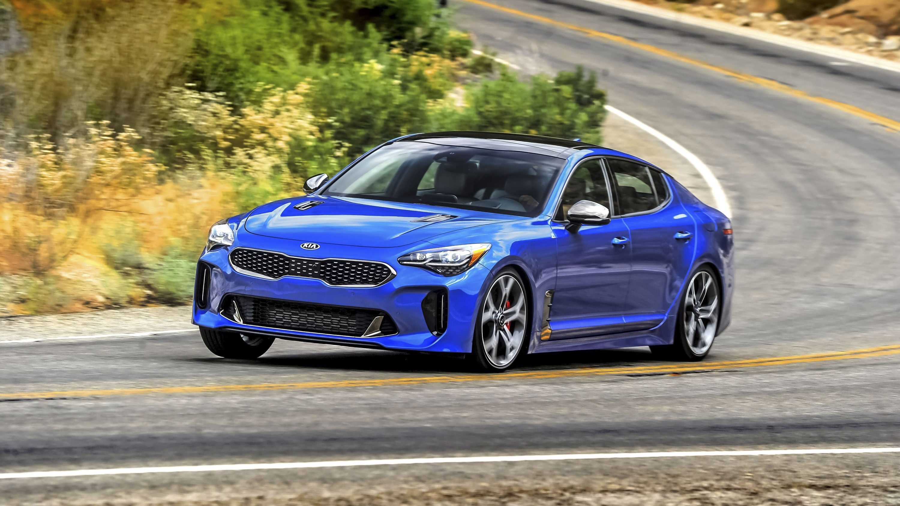 2018 kia stinger top speed. Black Bedroom Furniture Sets. Home Design Ideas