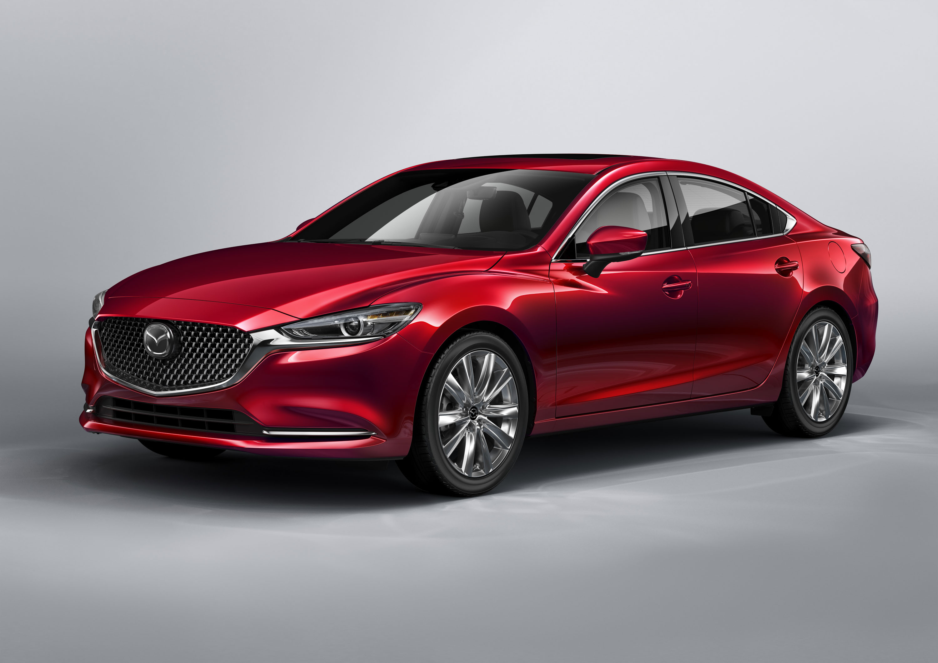 2018 Mazda6 Top Speed