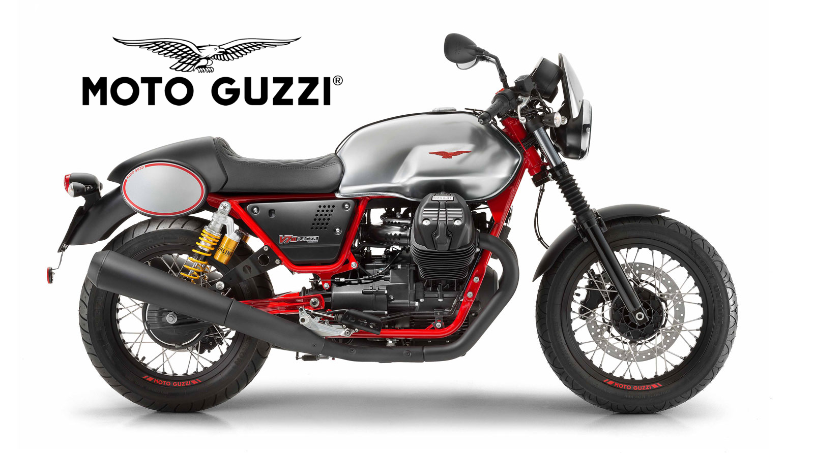 2017 2018 moto guzzi v7 iii racer review top speed. Black Bedroom Furniture Sets. Home Design Ideas