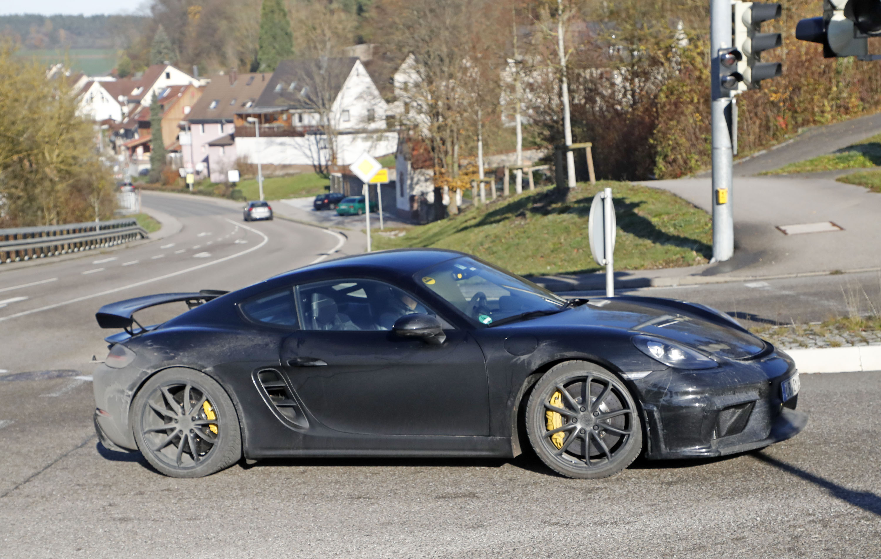 2018 Porsche 718 Cayman Gt4 Rs Top Speed