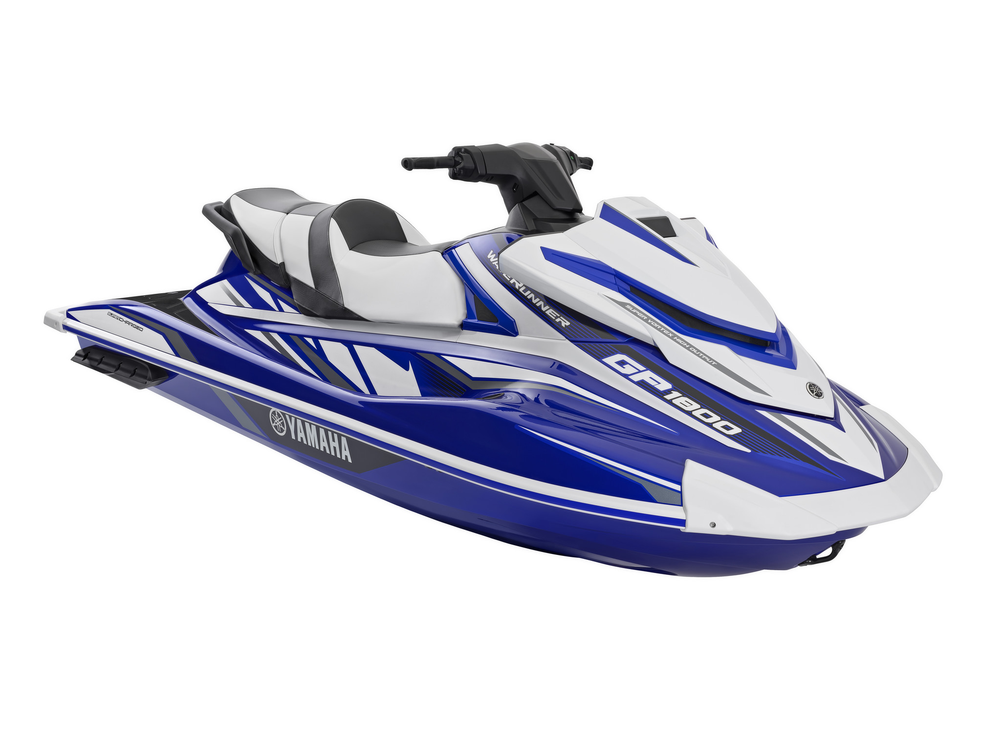 2018 Yamaha GP1800 | Top Speed