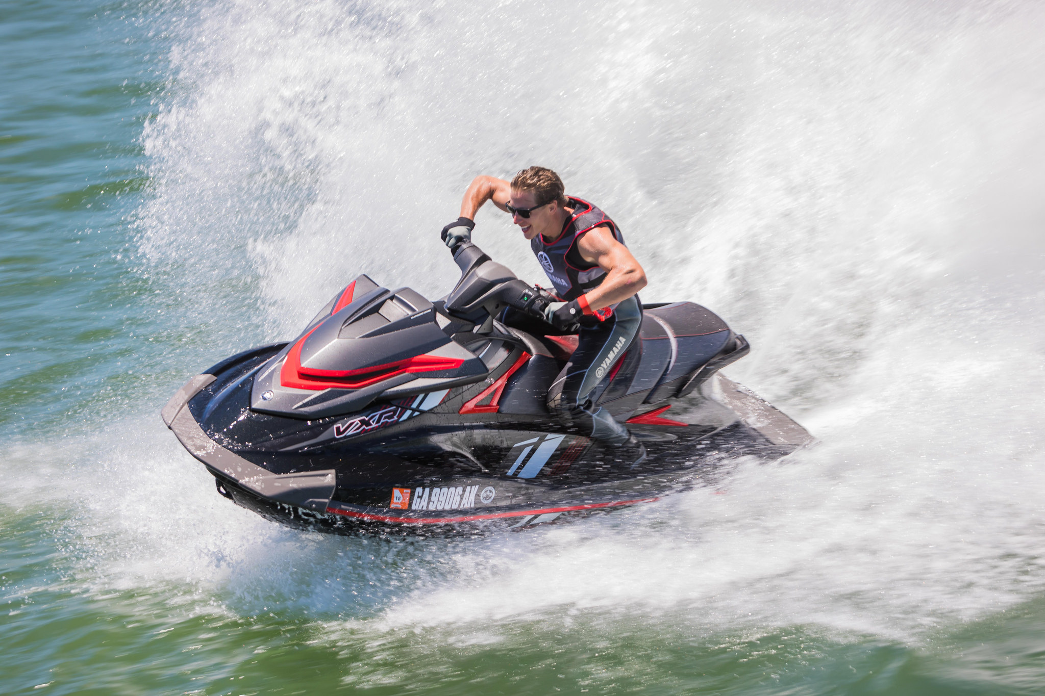 2018 Yamaha Vxr Top Speed