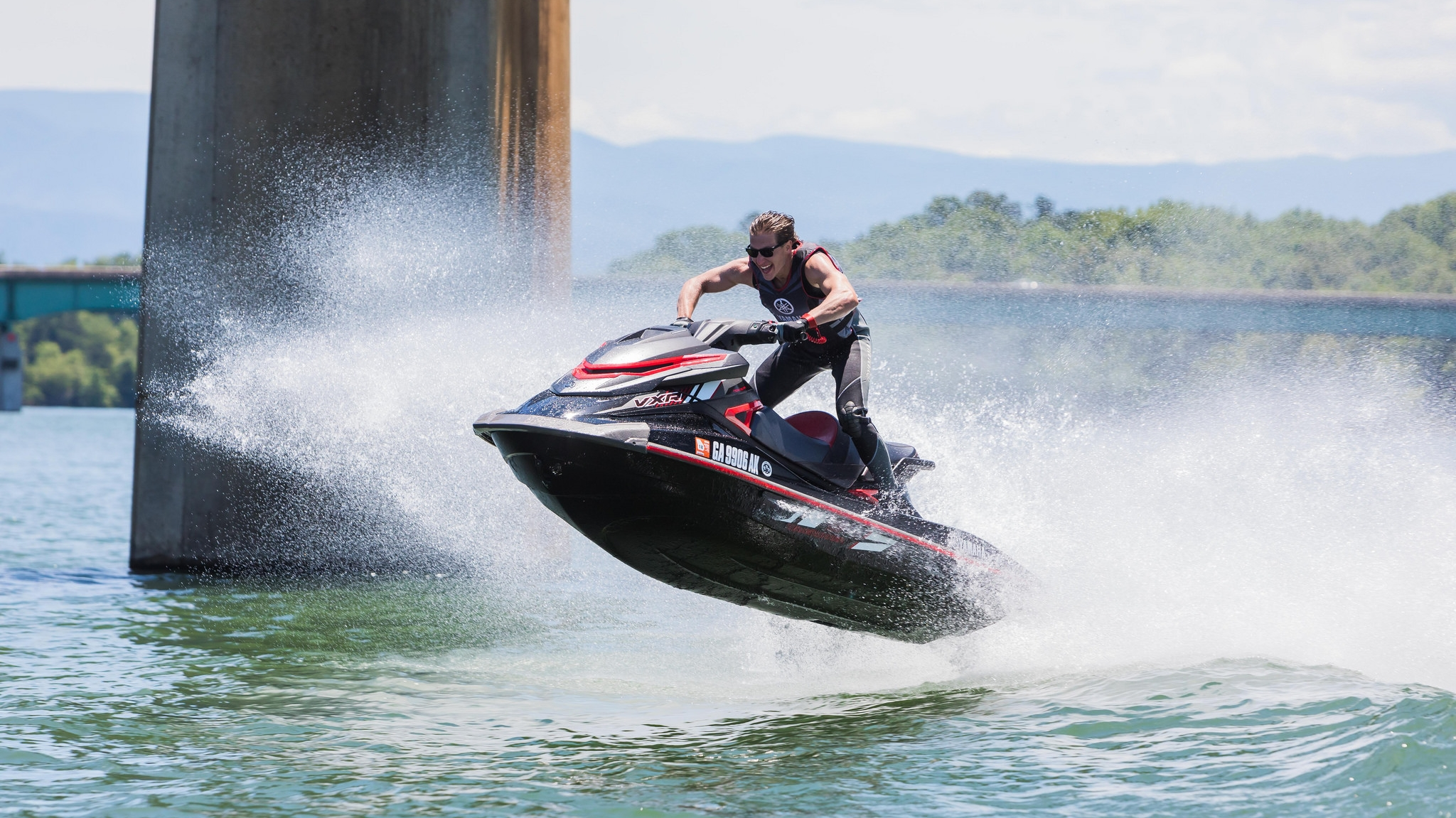 2018 yamaha vxr pictures photos wallpapers top speed for Yamaha gp1800 horsepower