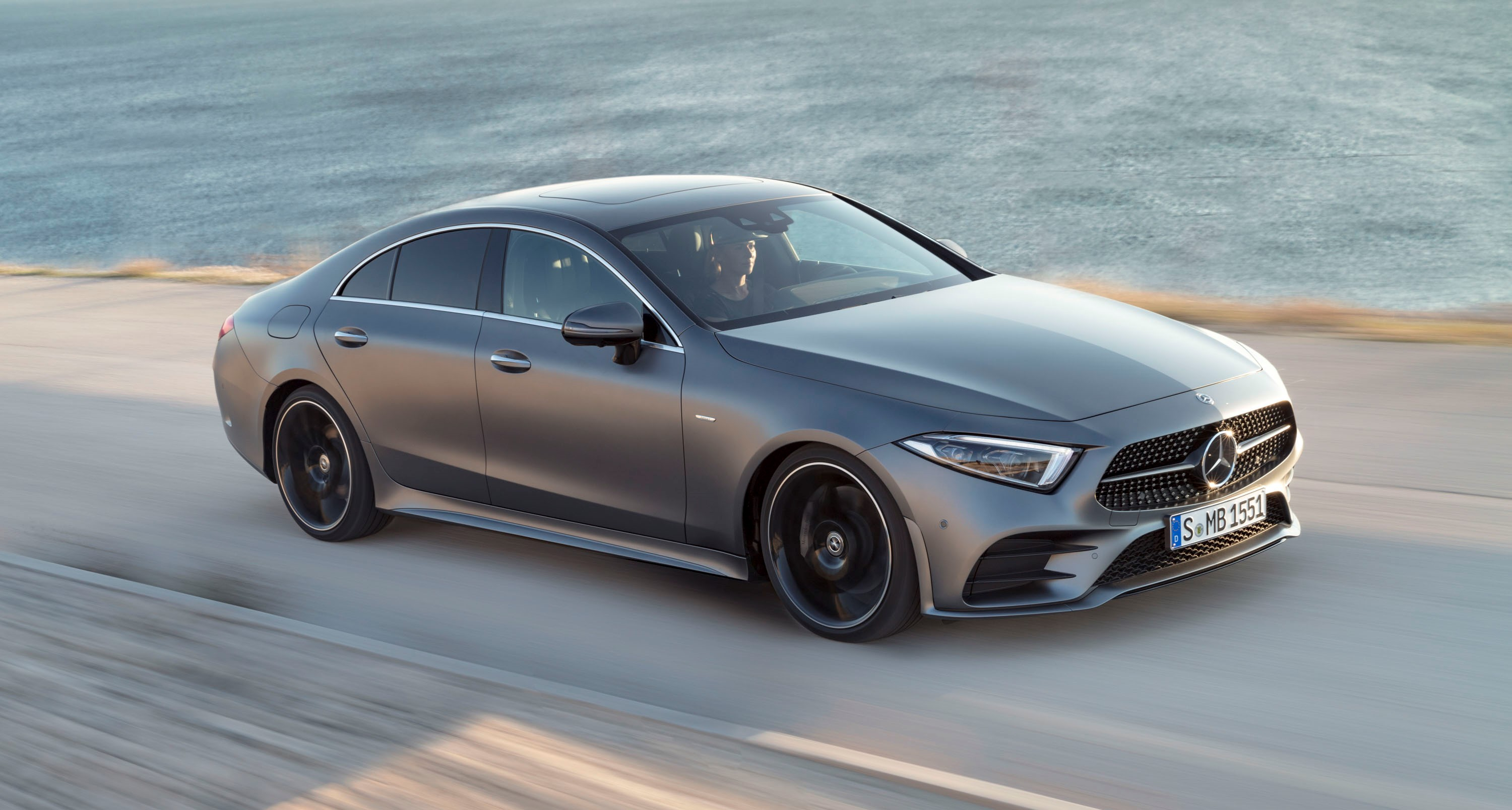2019 Mercedes Cls Gets A New Inline Six And Can Seat Five
